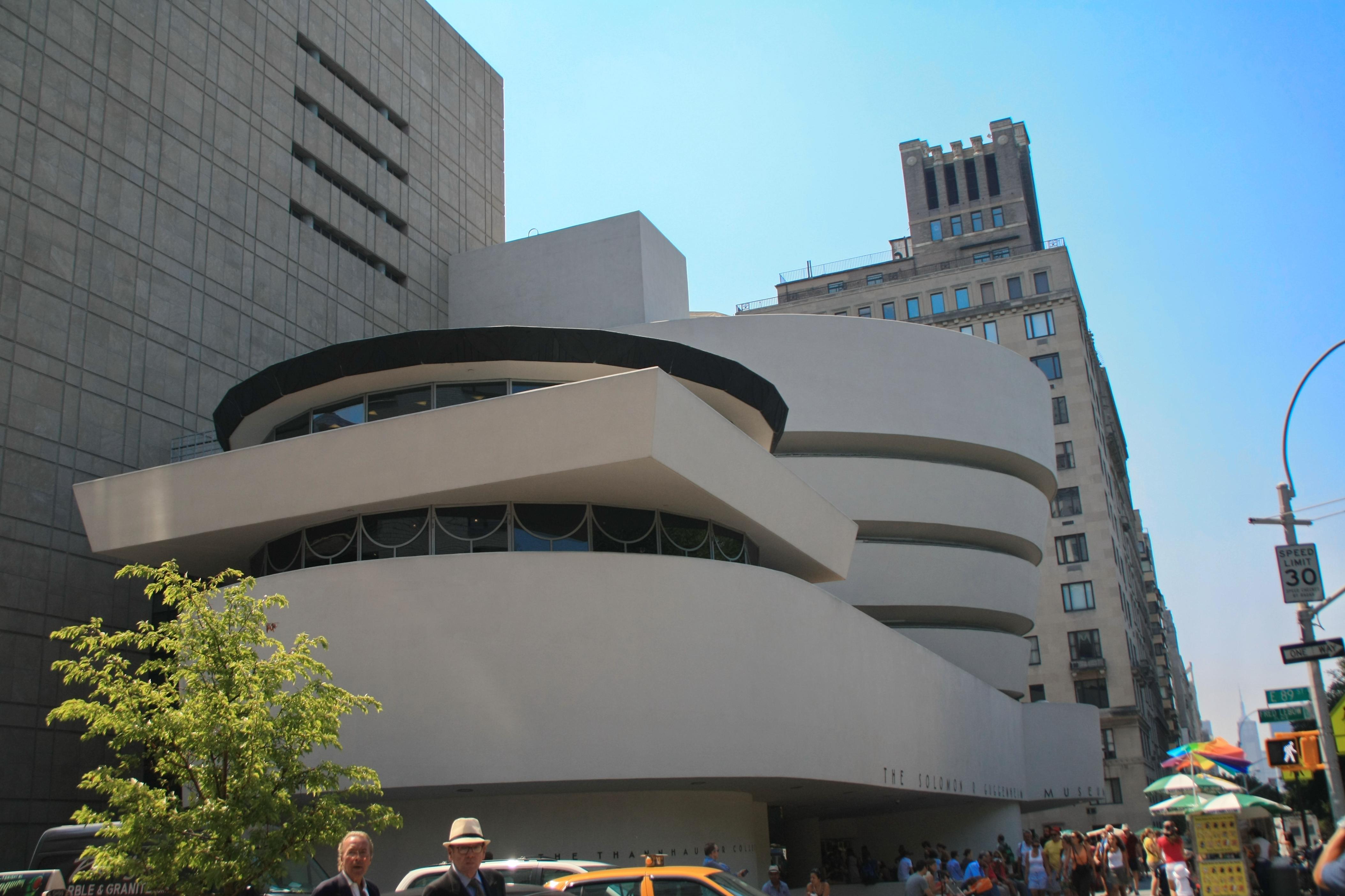 古根海姆博物馆