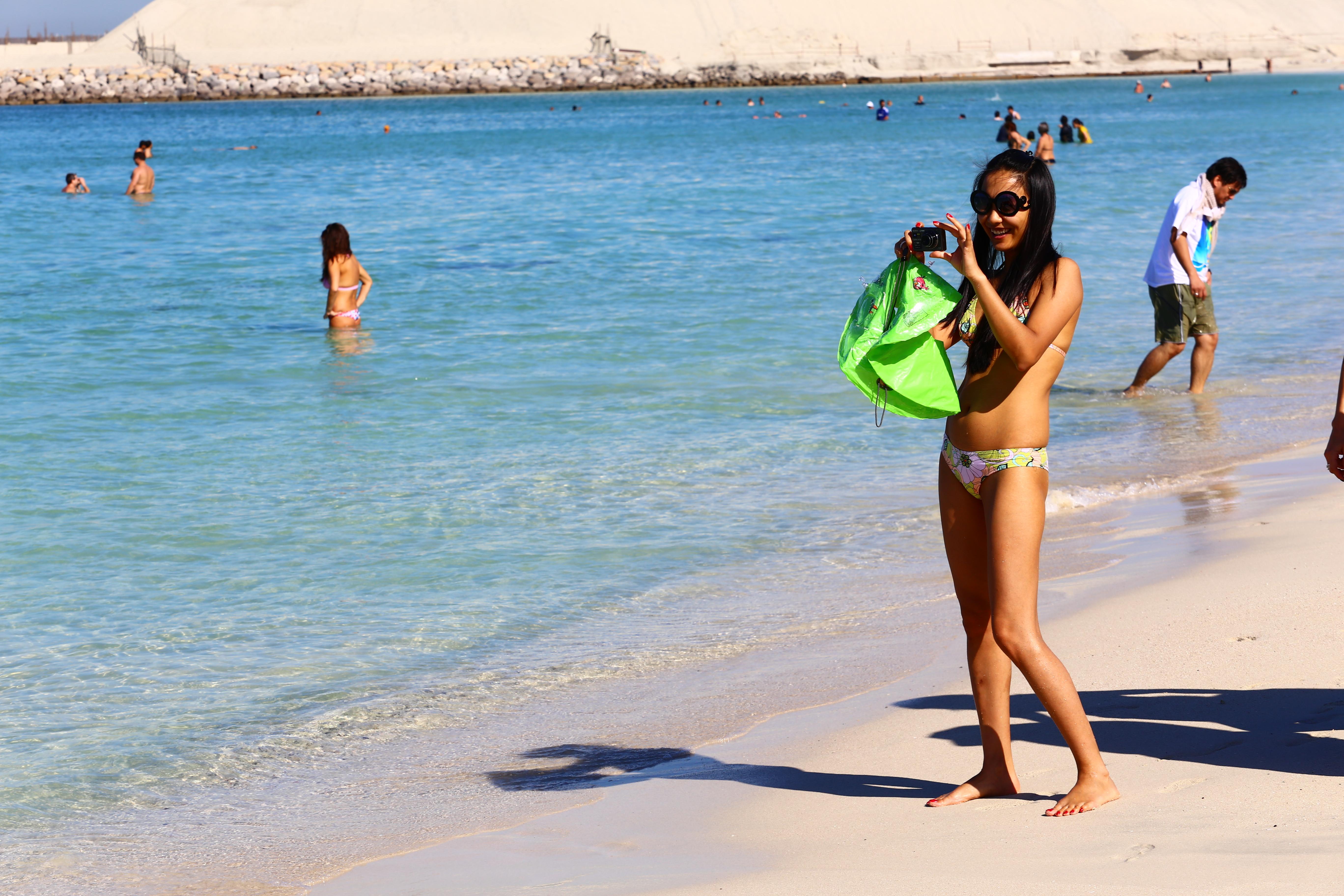 朱美拉海滩公园 迪拜朱美拉海滩公园攻略/地址/图片