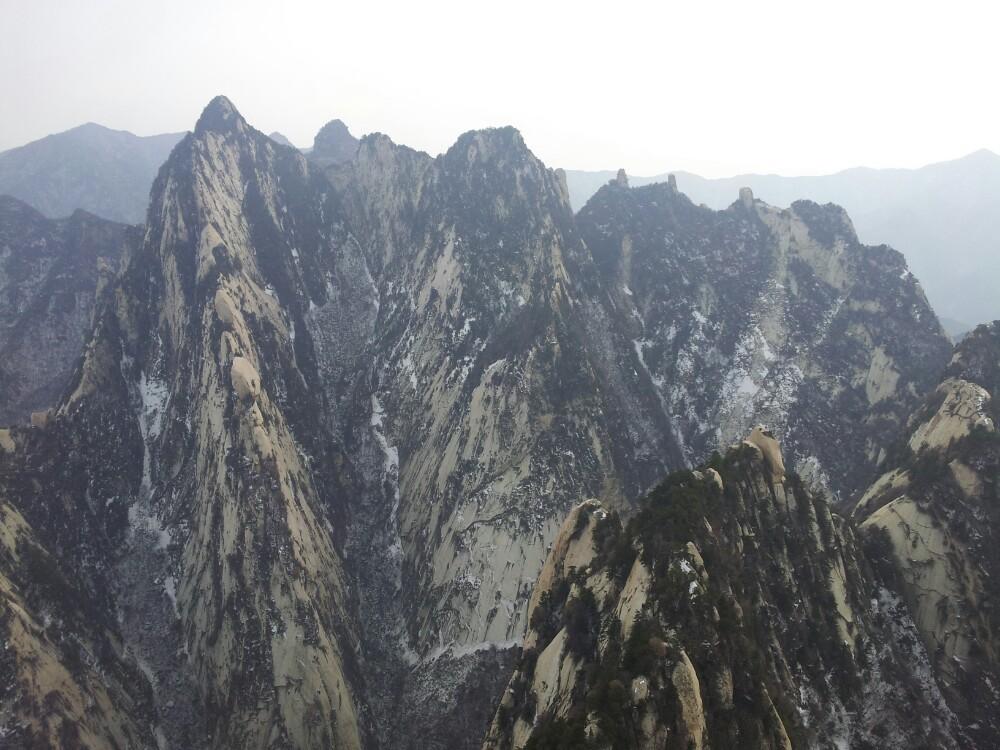 游华山----白天梦|华山游记-携程旅行图片