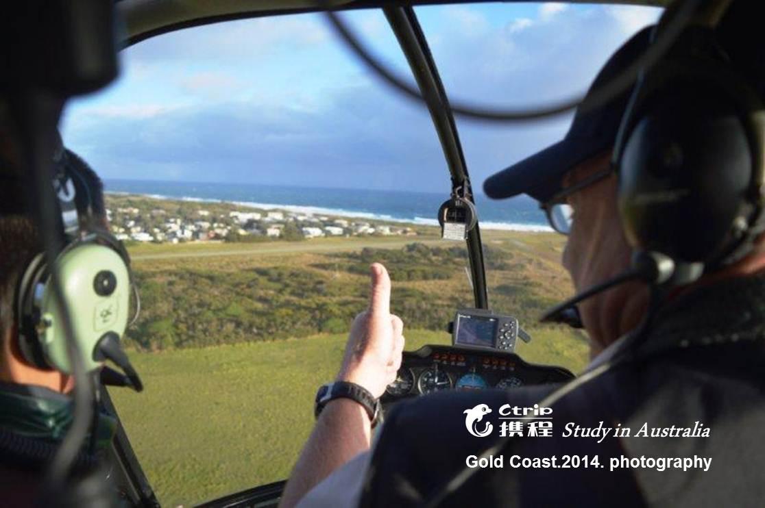 悉尼 黄金海岸(五钻农场)·国际英语课堂 企鹅岛 直升机 悉尼大学