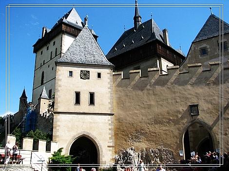 卡尔施泰因城堡