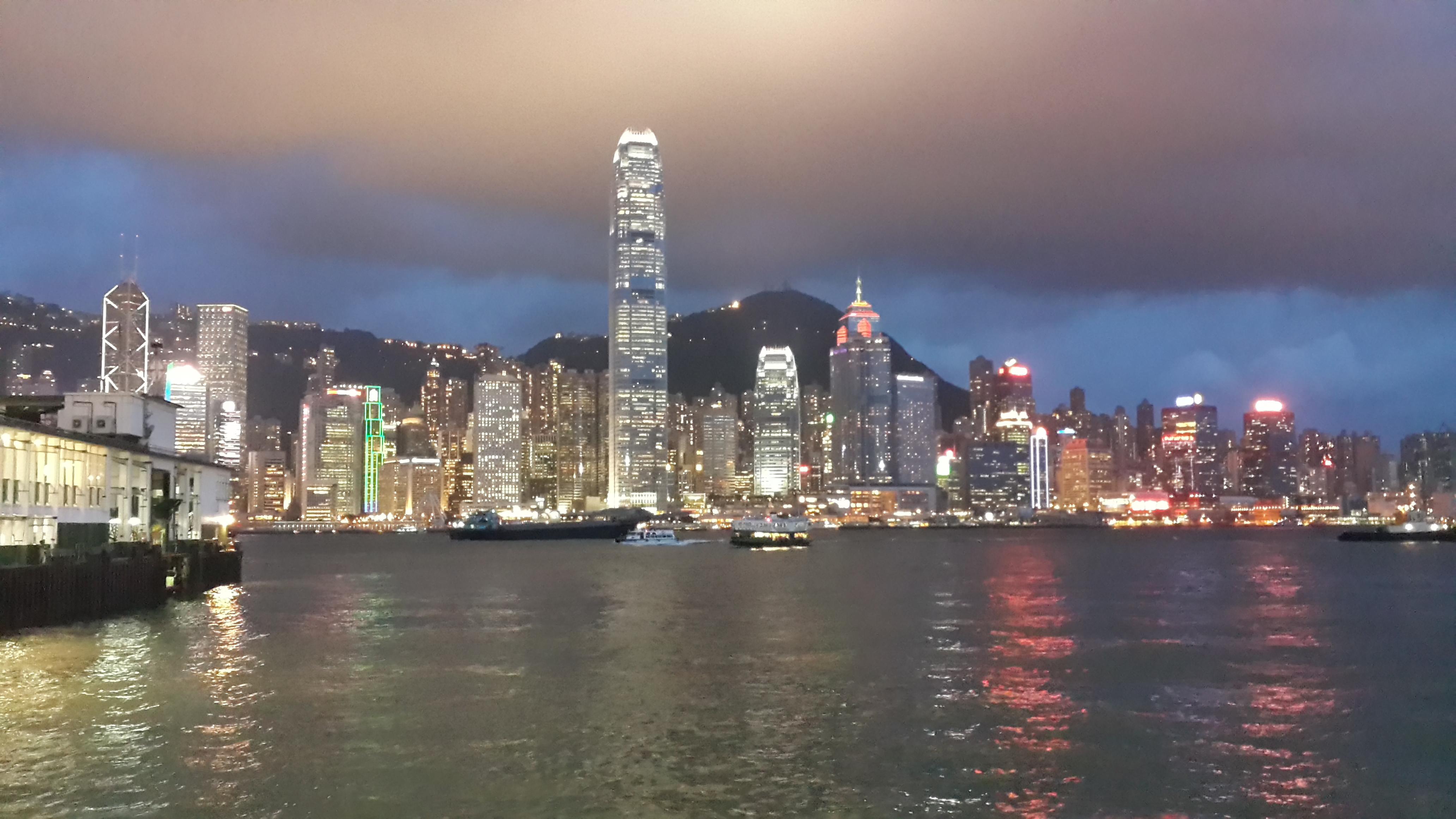 广州长隆--深圳小梅沙--香港自由行