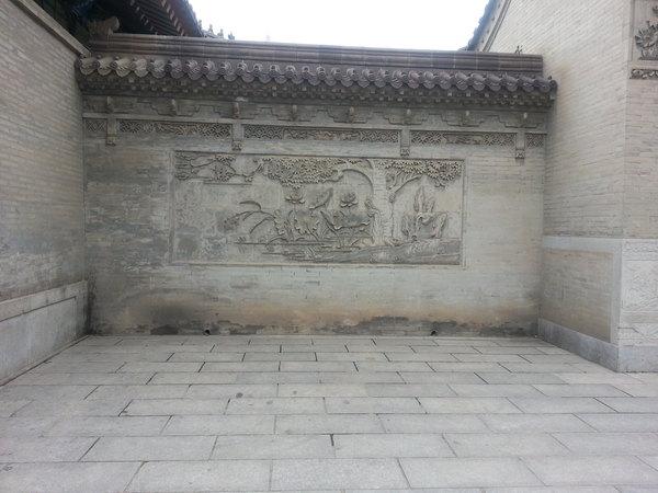 西安四方建筑手绘设计