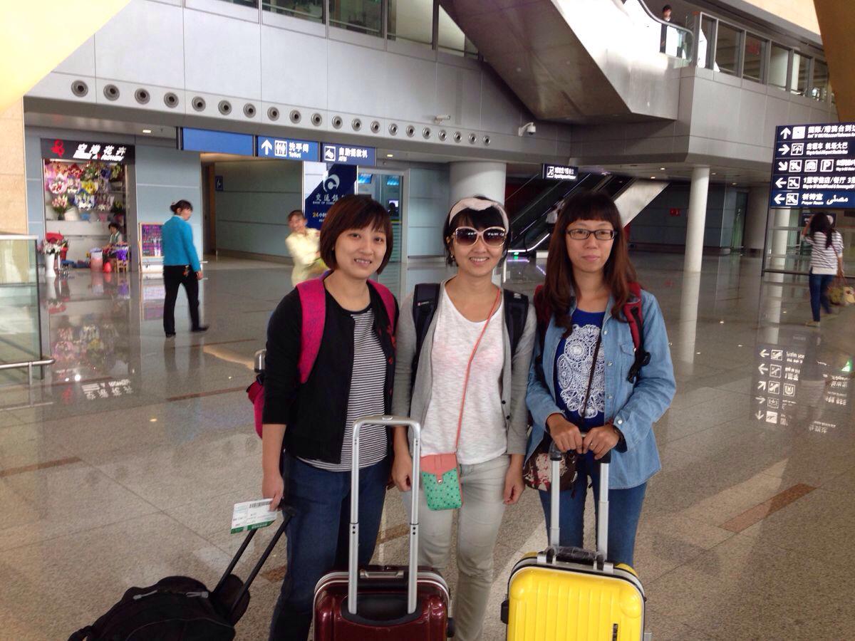 2014-08-14 昆明飞机场