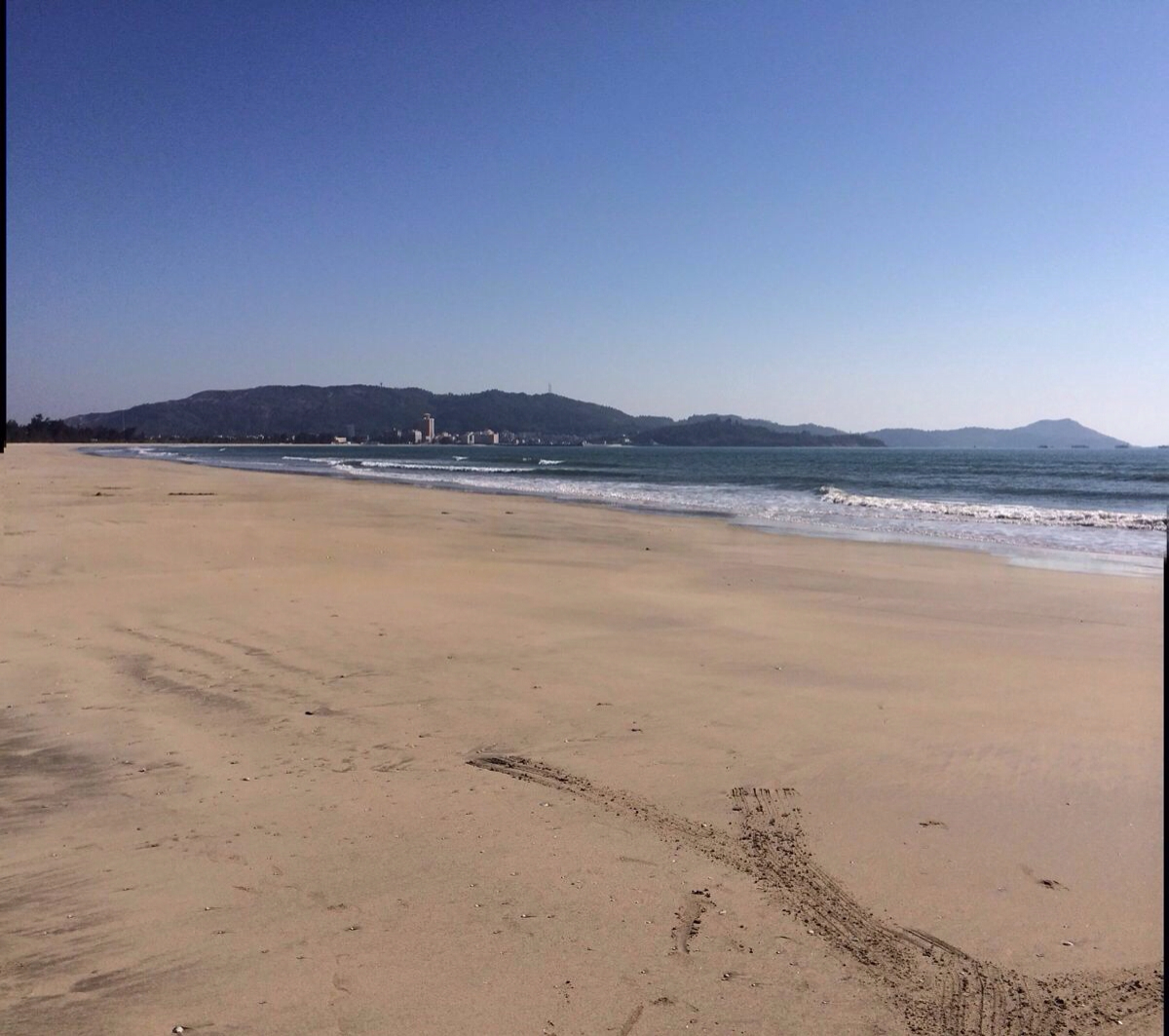 惠州…海边不错