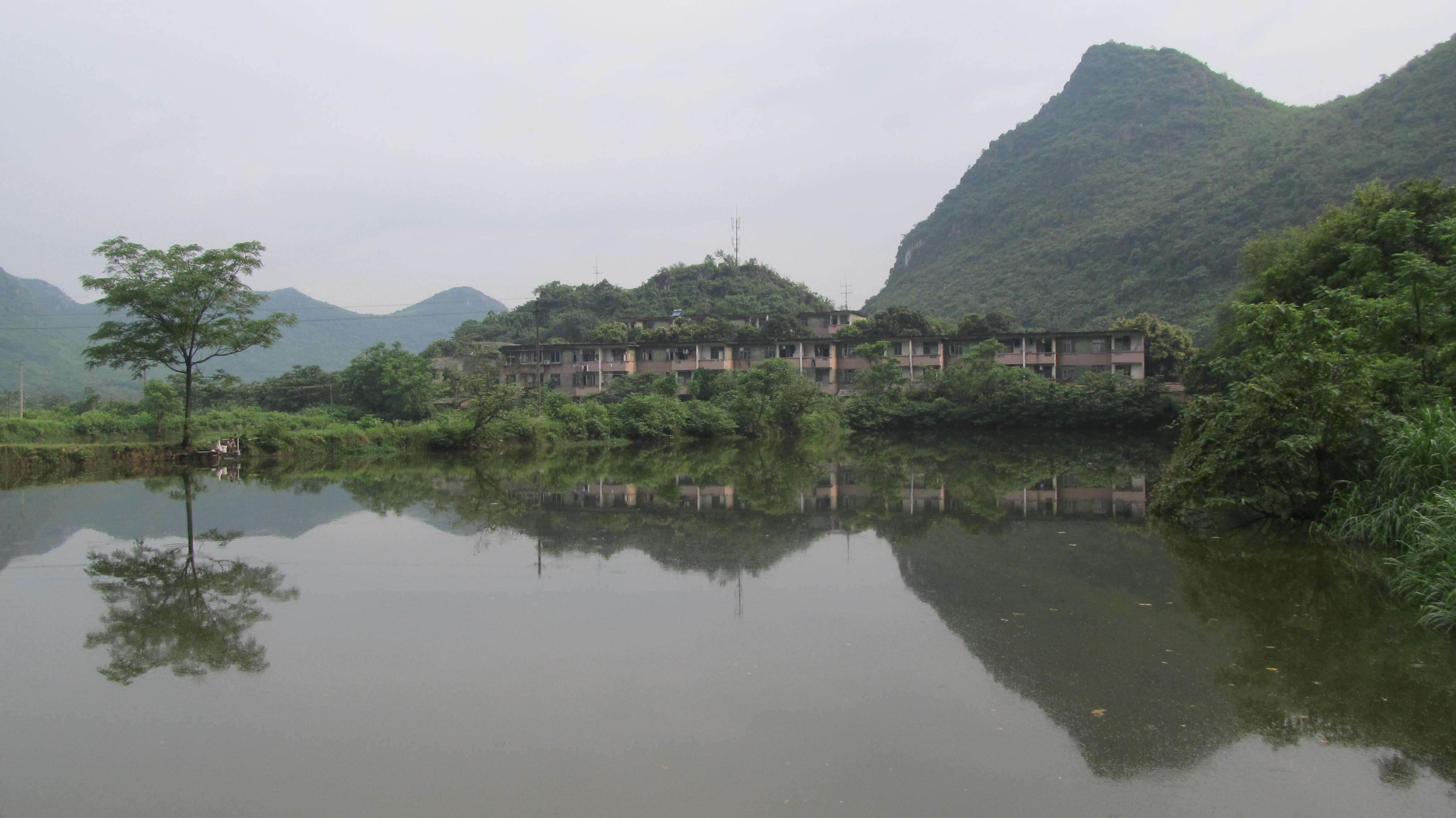 桂林:一路骑行,一路风景|桂林游记-携程旅行