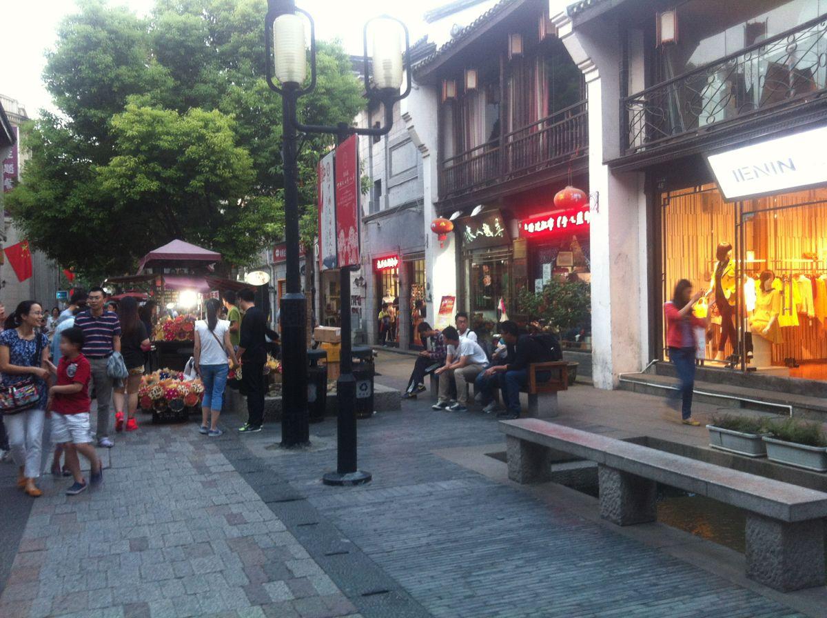杭州西湖 雷峰塔 南宋御街一日游