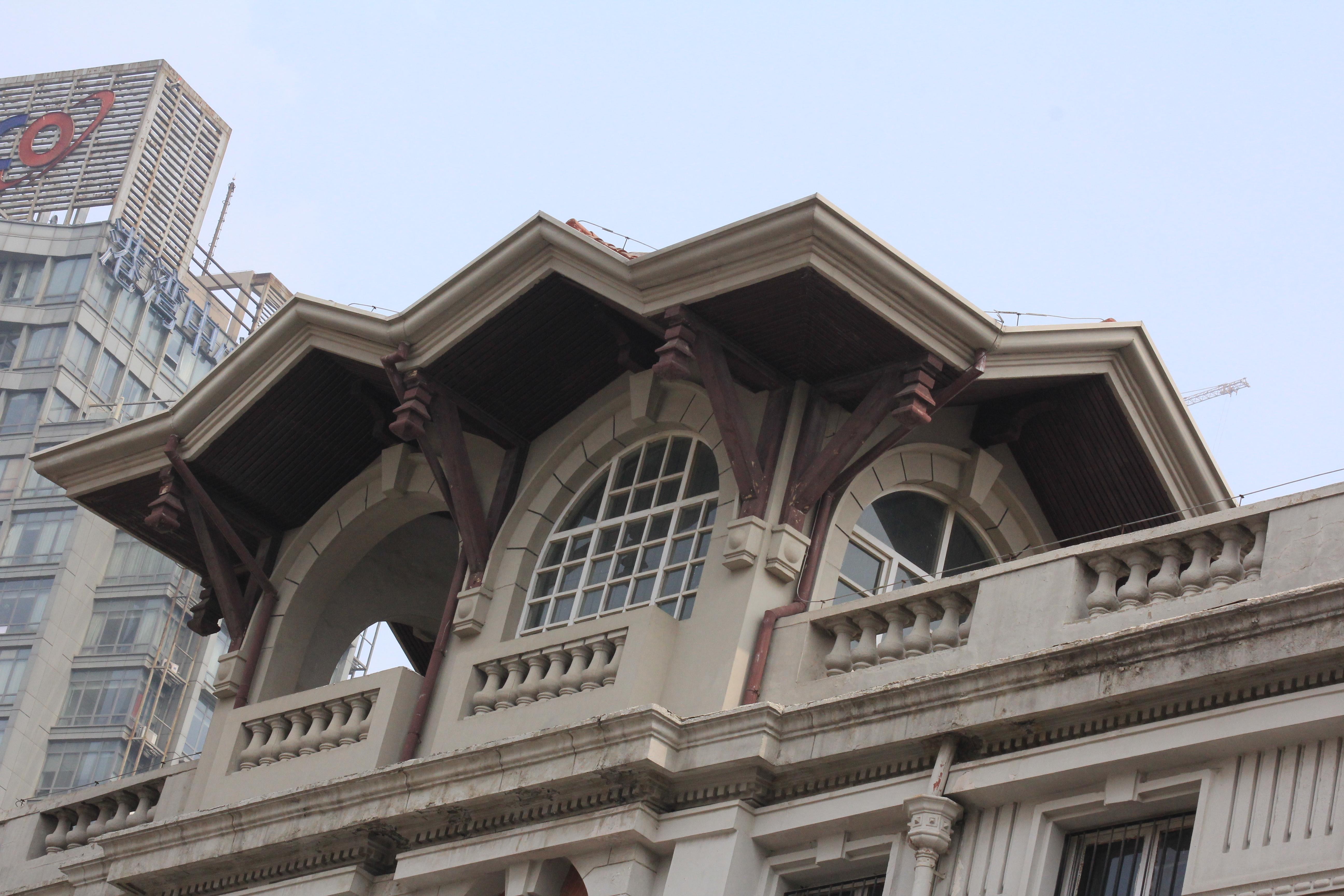 意大利别墅屋顶图片