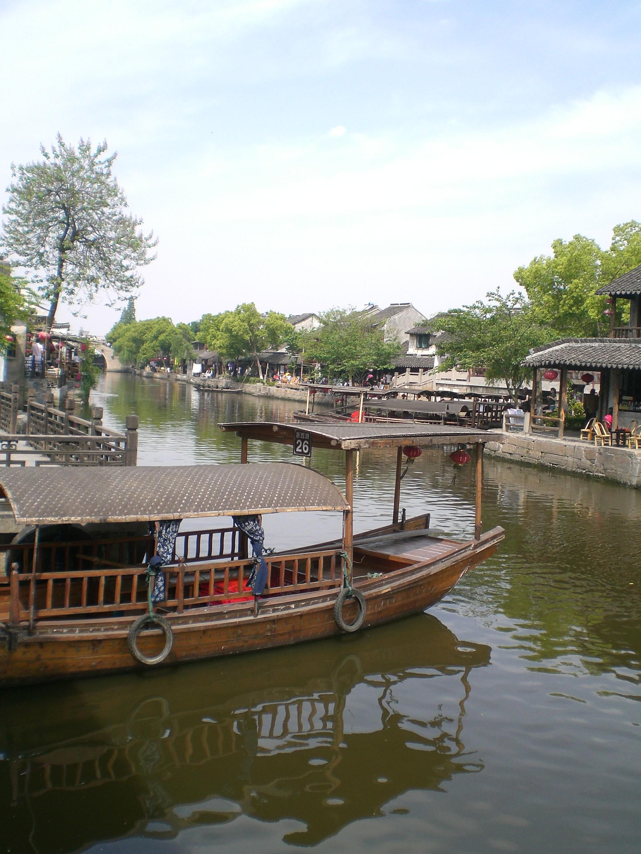 春游江南 杭州 西塘 上海 3日游高清图片