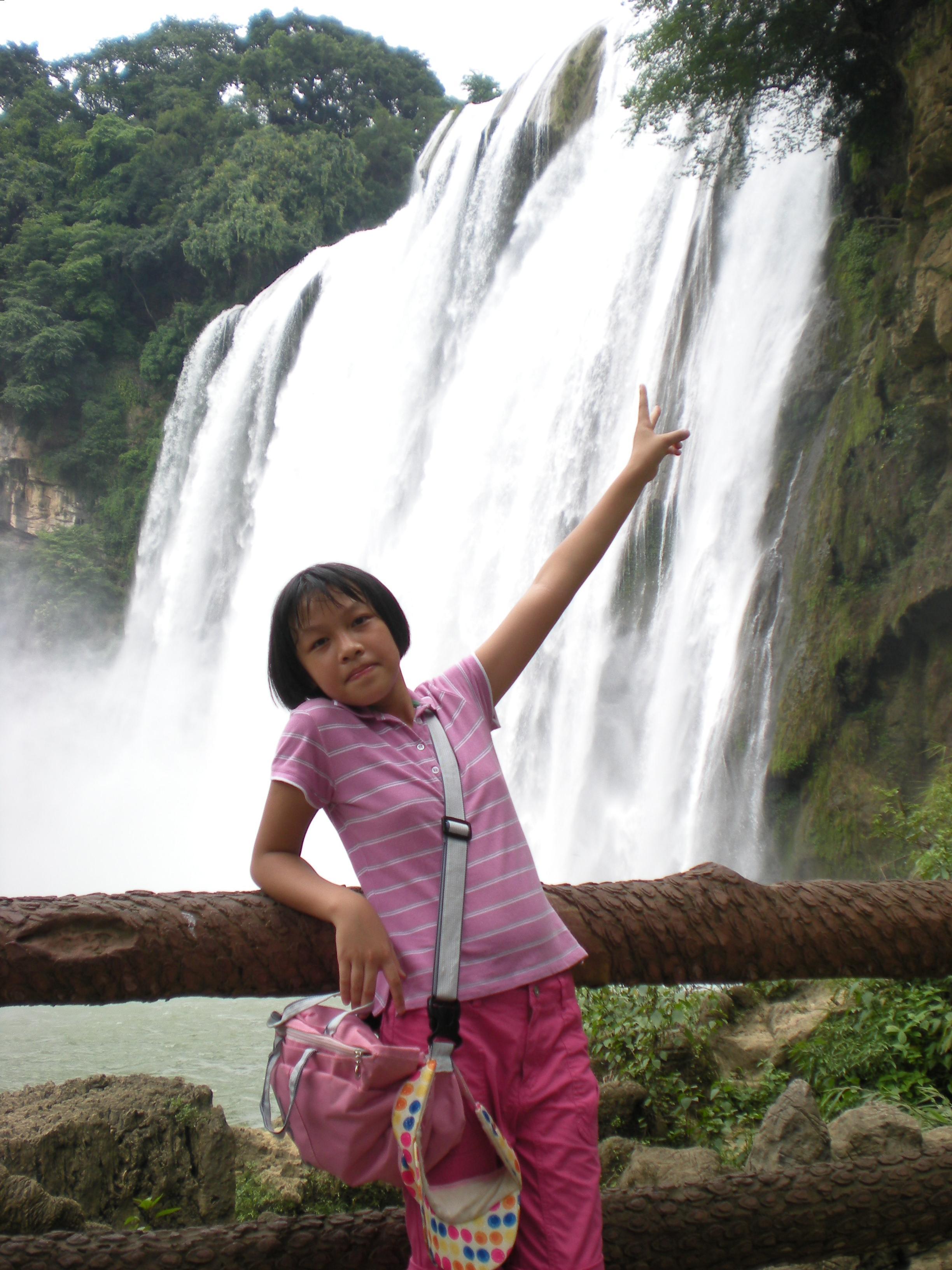 壁纸 风景 旅游 瀑布 山水 桌面 2448_3264 竖版 竖屏 手机