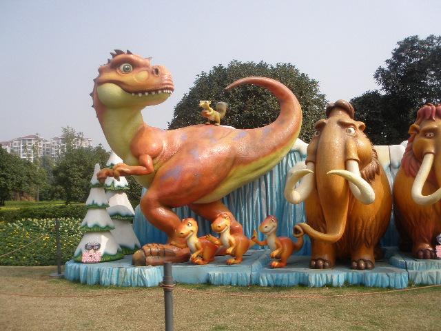 常州中华恐龙园攻略