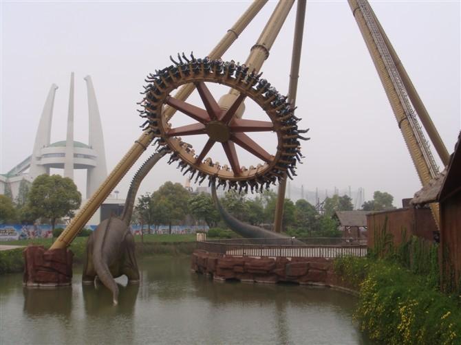 常州中华恐龙园游乐设施