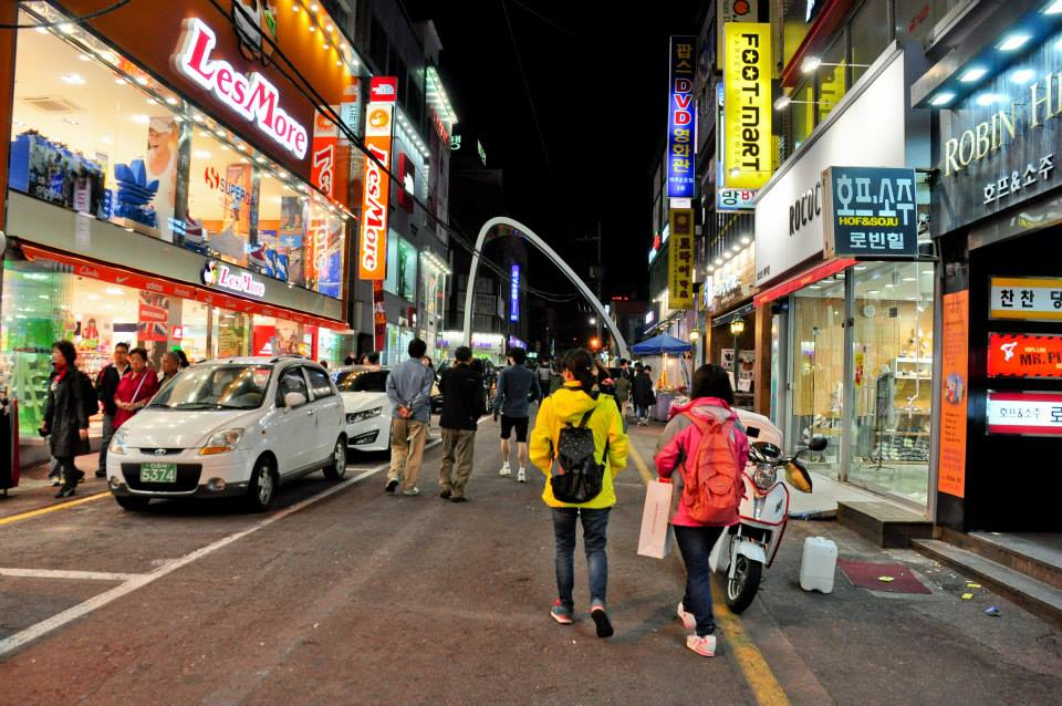 韩国首尔 济州岛游