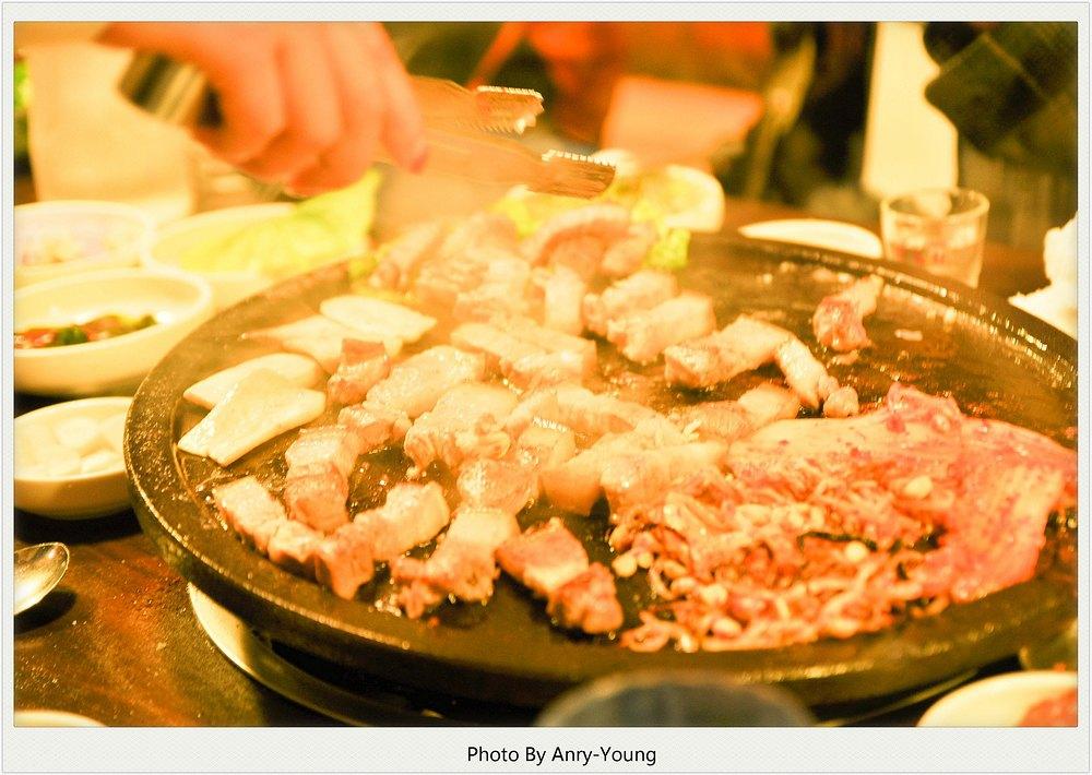 舌尖上的韩国美食