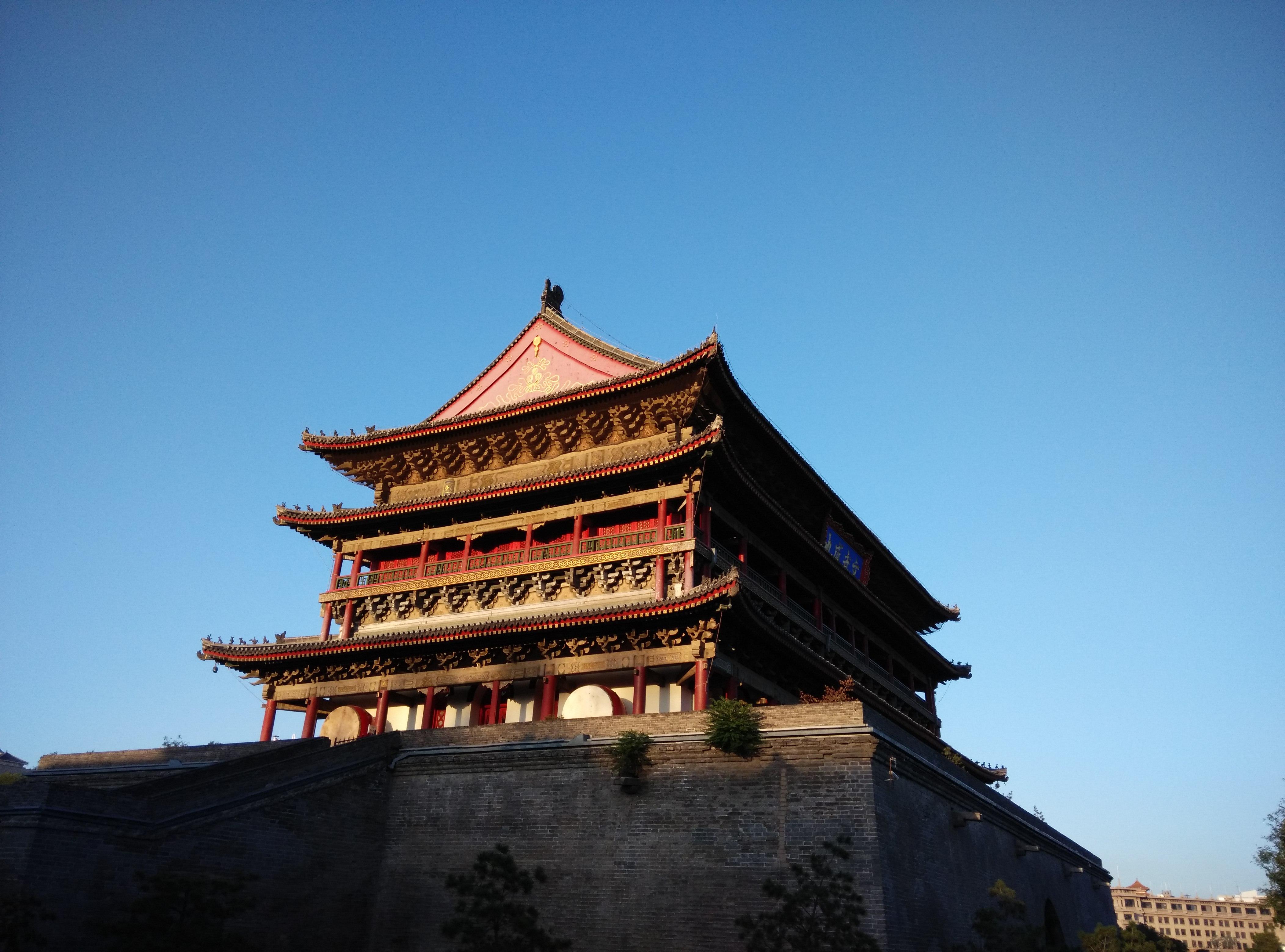西安鼓楼旅游景点攻略图去东京住哪个酒店攻略图片