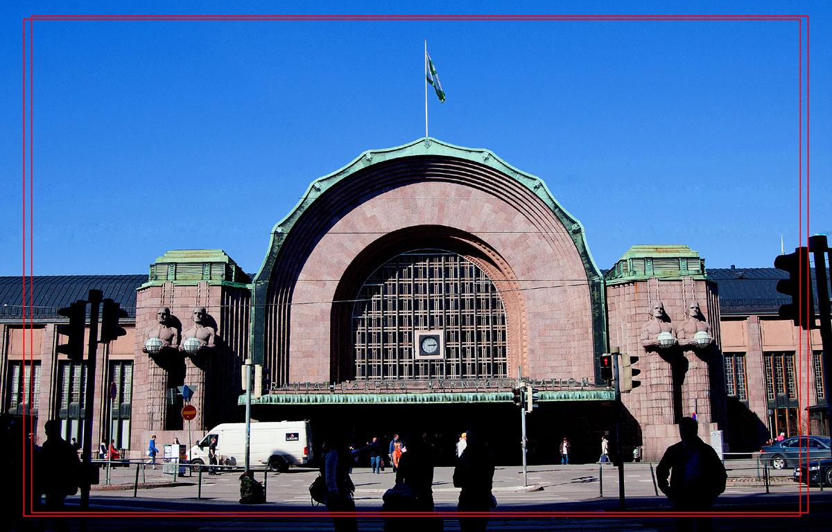 【携程攻略】赫尔辛基赫尔辛基中央火车站景点