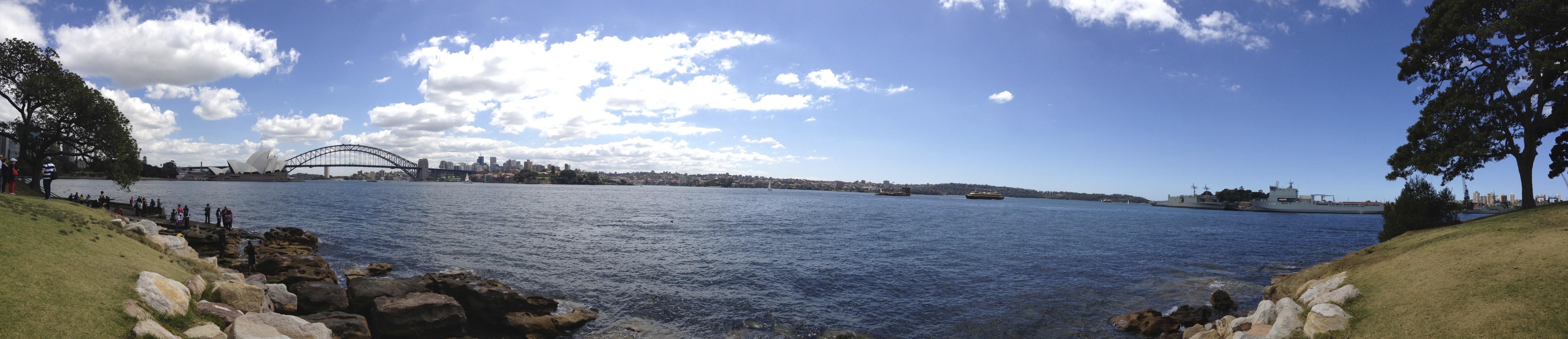 悉尼风景照横条