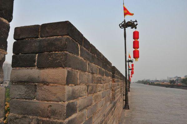 陕西游记之西安城墙