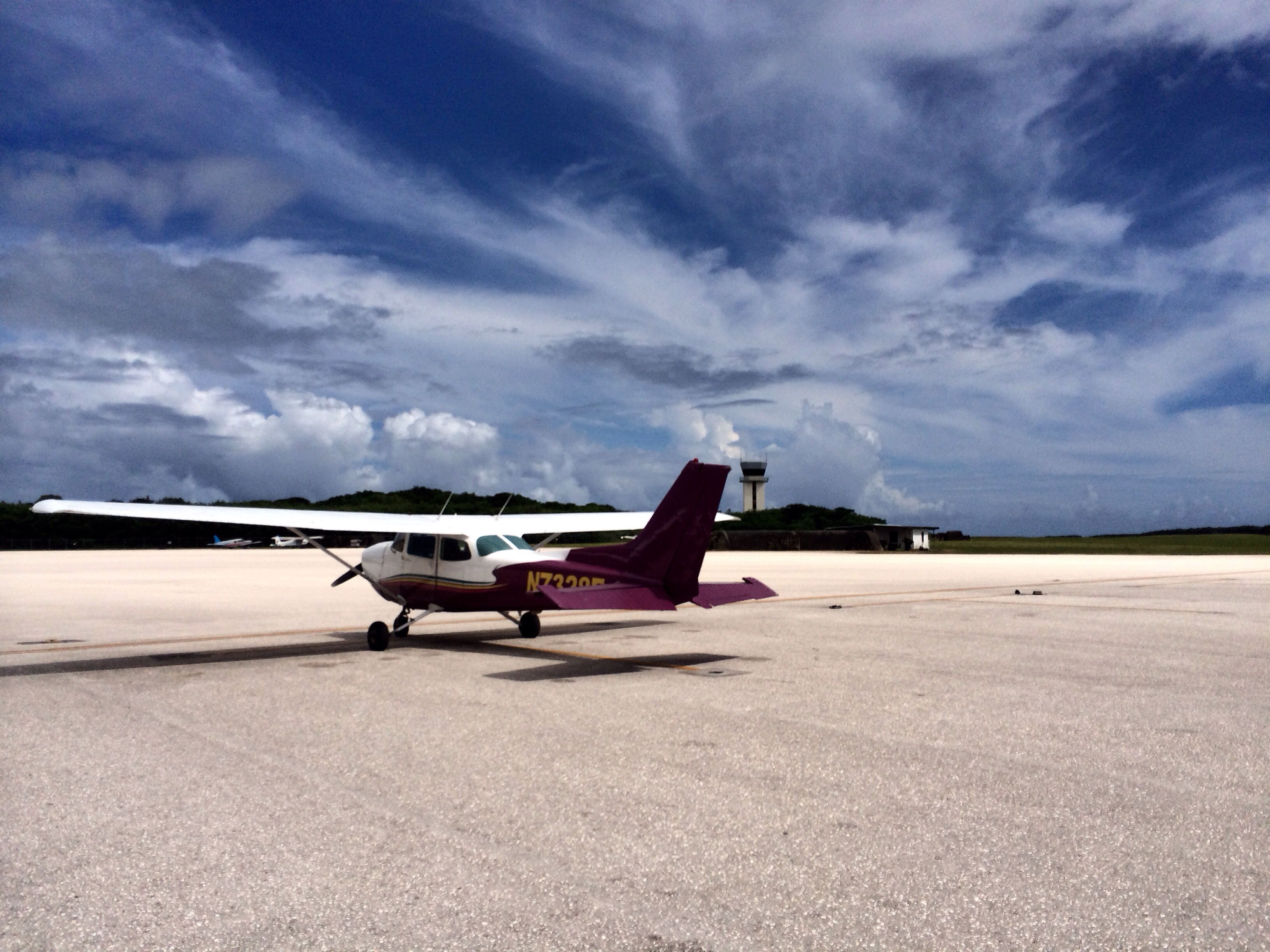 塞班岛飞机场