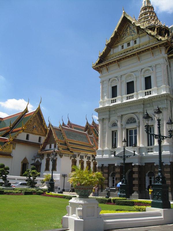 泰式欧式建筑结合完美