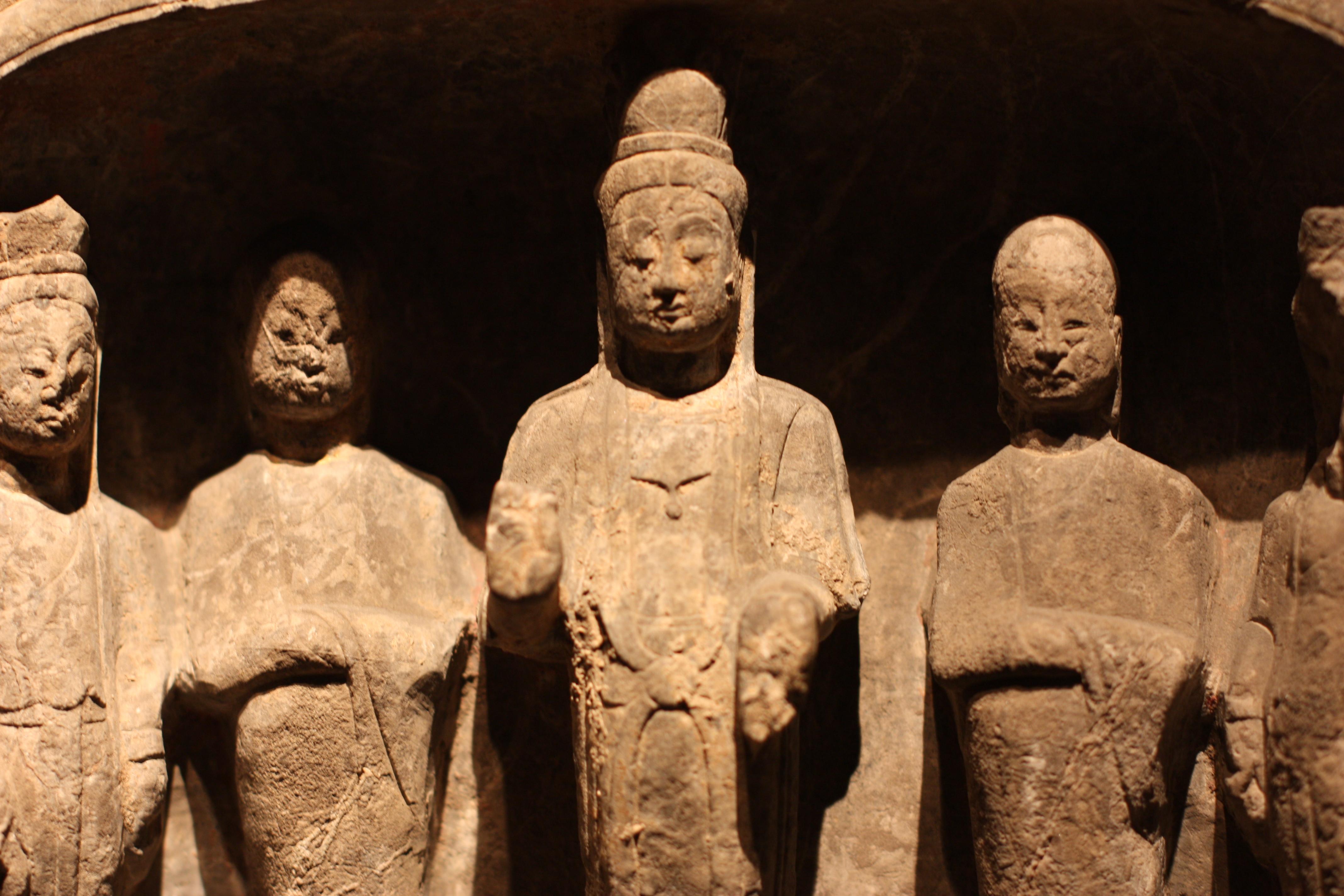 中国古代雕塑馆