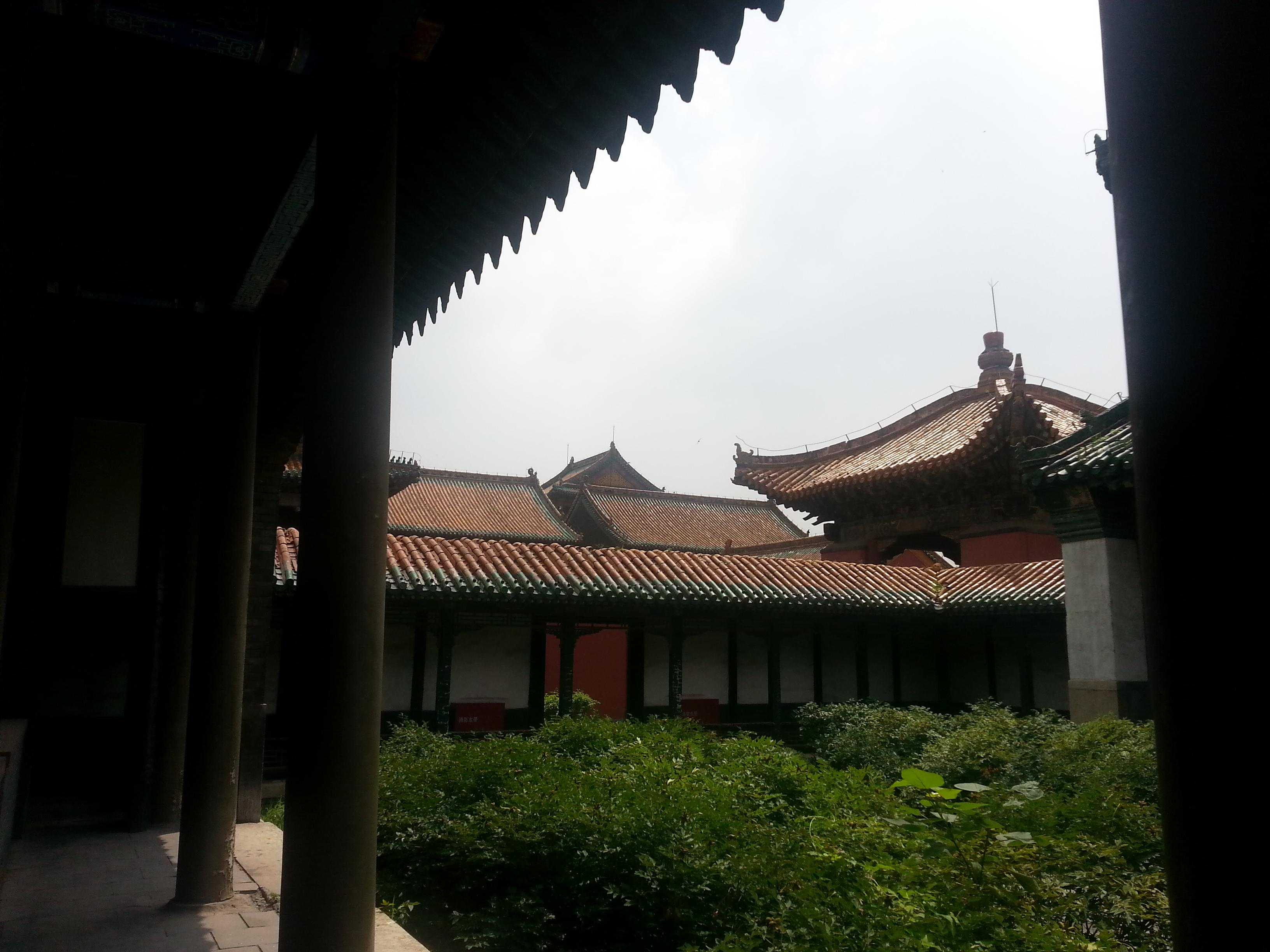 高清下载 鸟巢全景俯视图 北京故宫图片俯视图