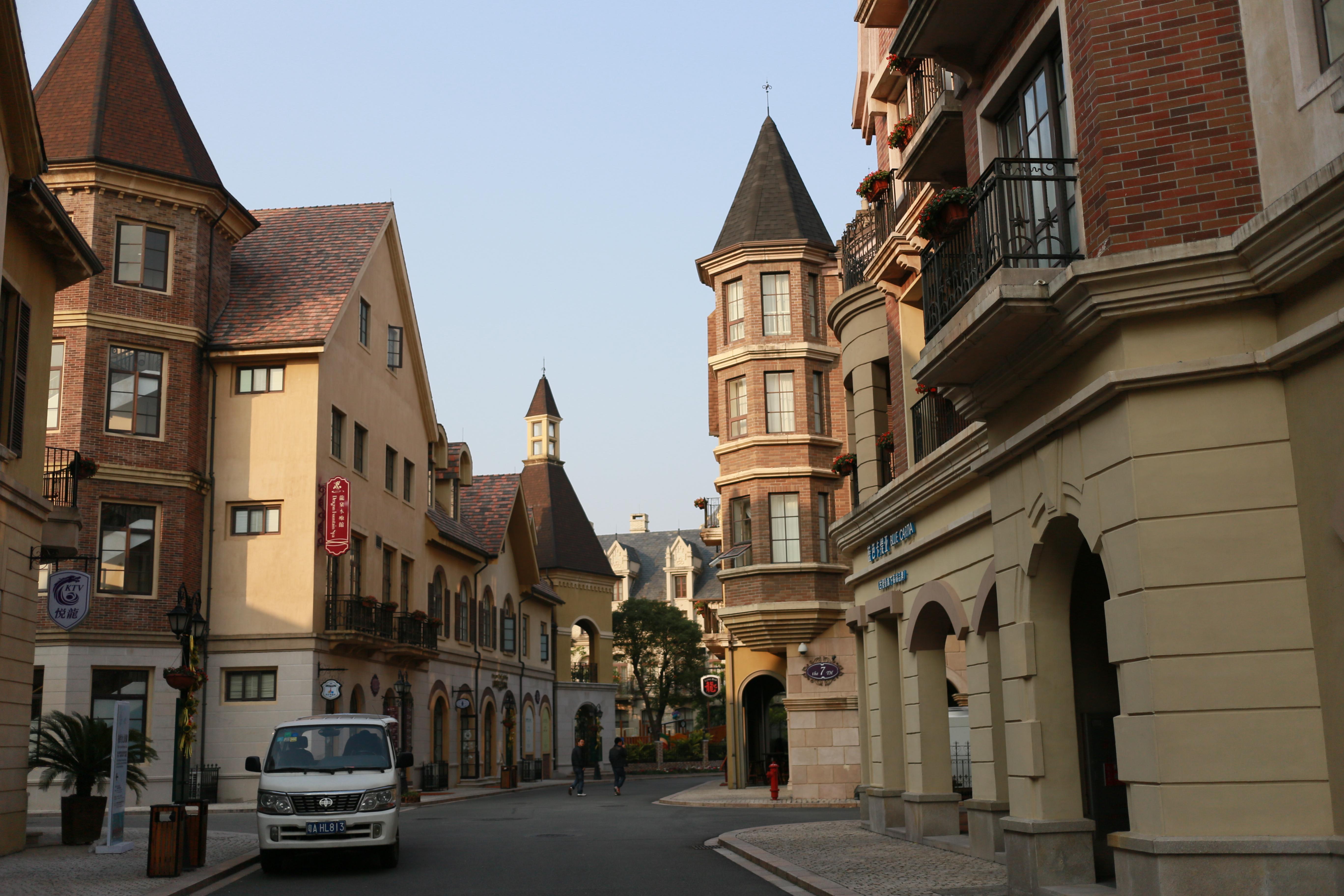 格城堡,复古欧式图片