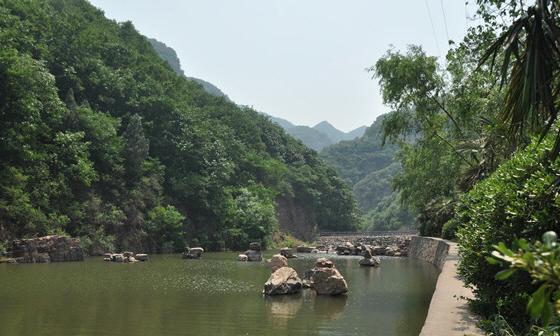 龙潭大峡谷