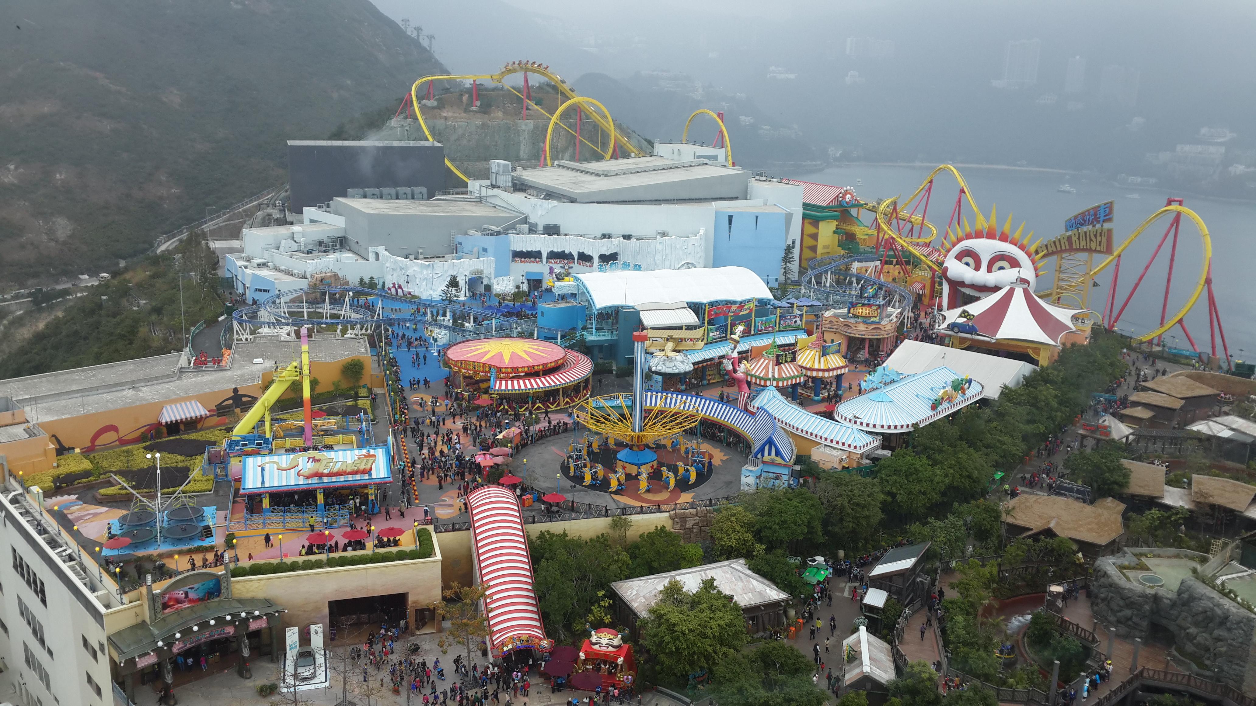 深圳周边游怎么玩,去香港还是澳门比较好玩?