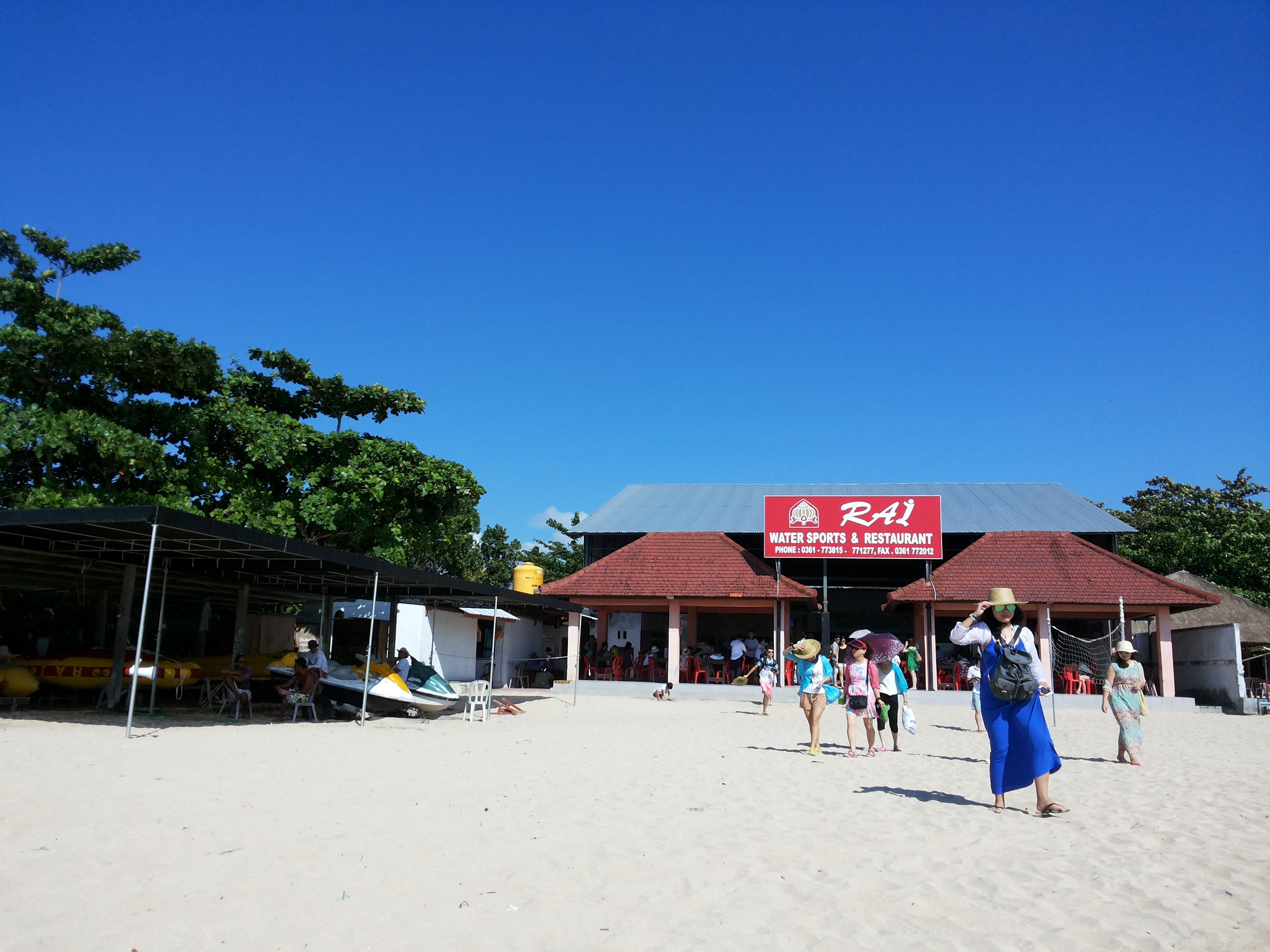 巴厘岛机场购物