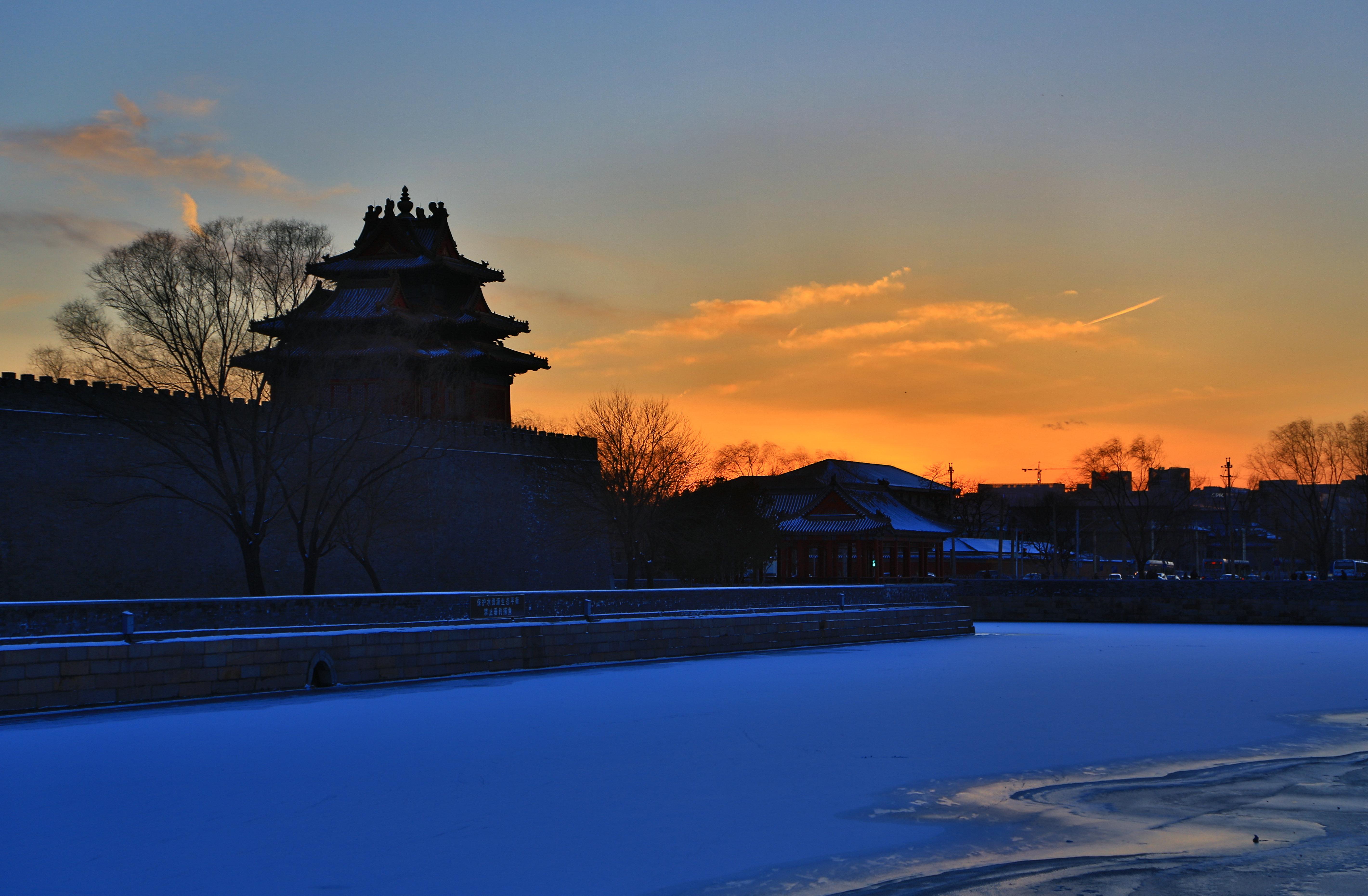 手機壁紙北京故宮