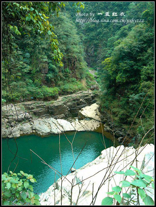 【乳源大峡谷】峡谷下的清泓-上海攻略攻略【韶关陆家嘴游记景点图片