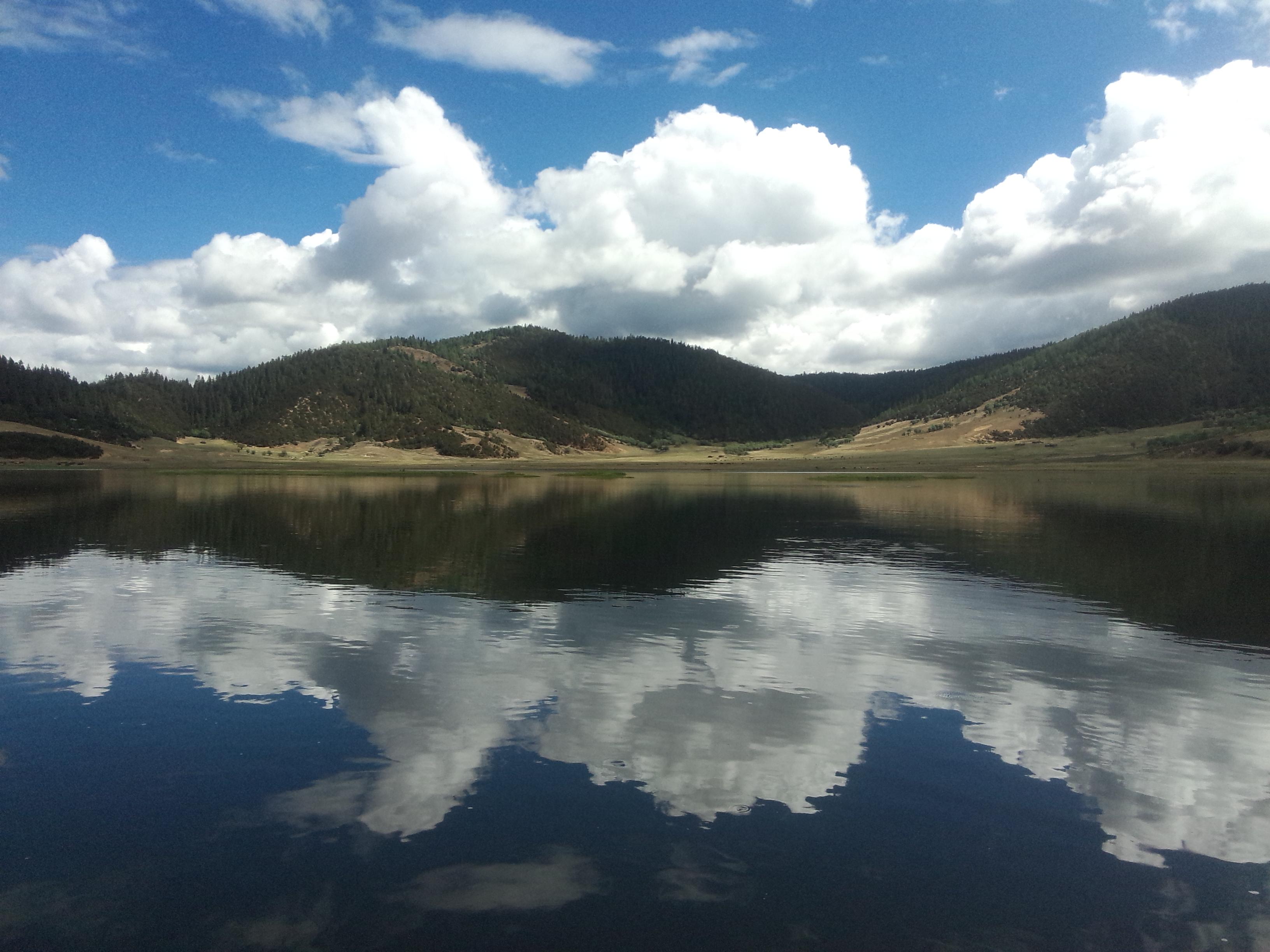 香格里拉在哪里啊_香格里拉在哪里 香格里拉.独行 17天漫步云南.爱上那一片云.