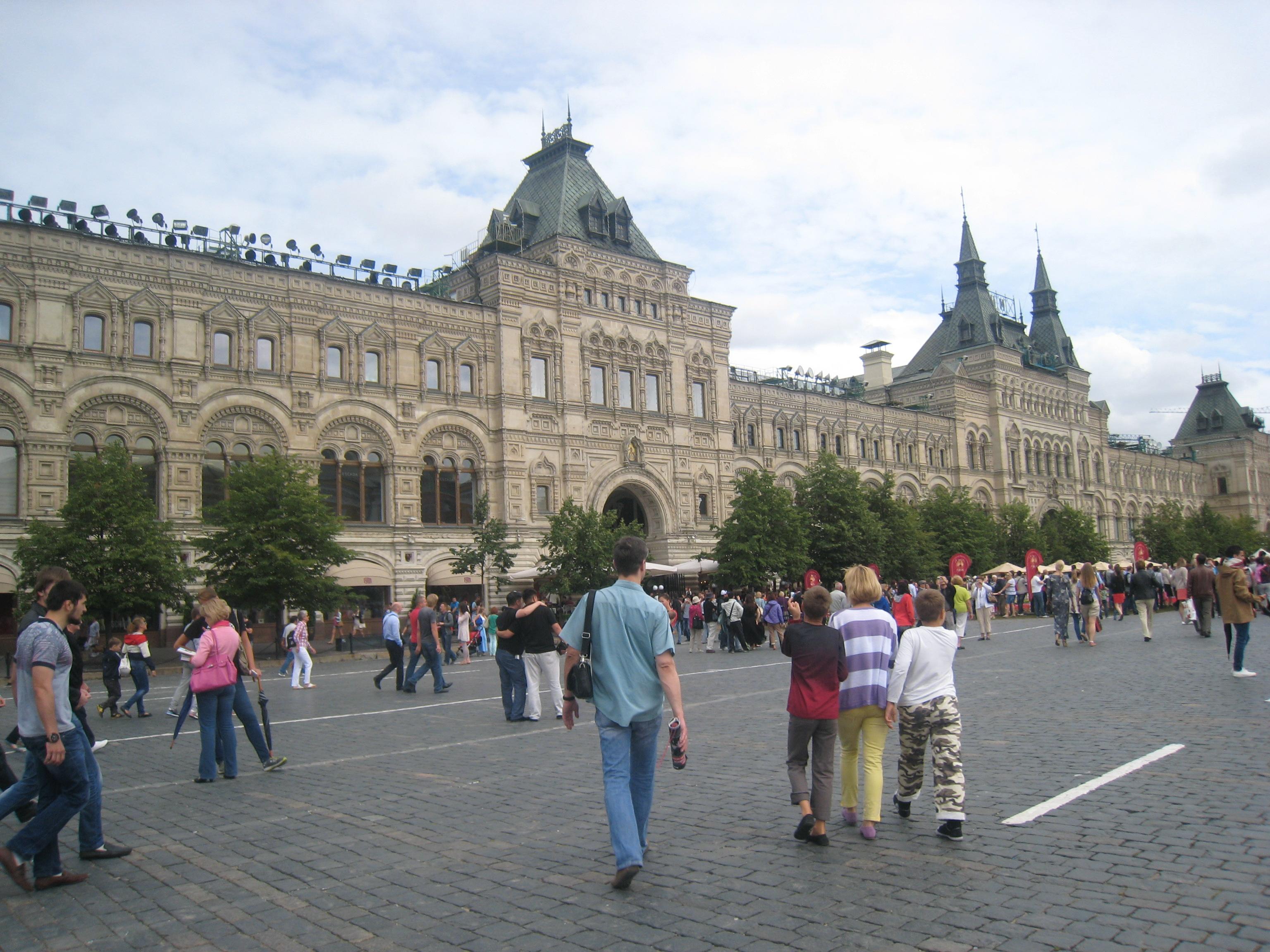 红场,莫斯科红场攻略/地址/图片/门票【携程攻略】