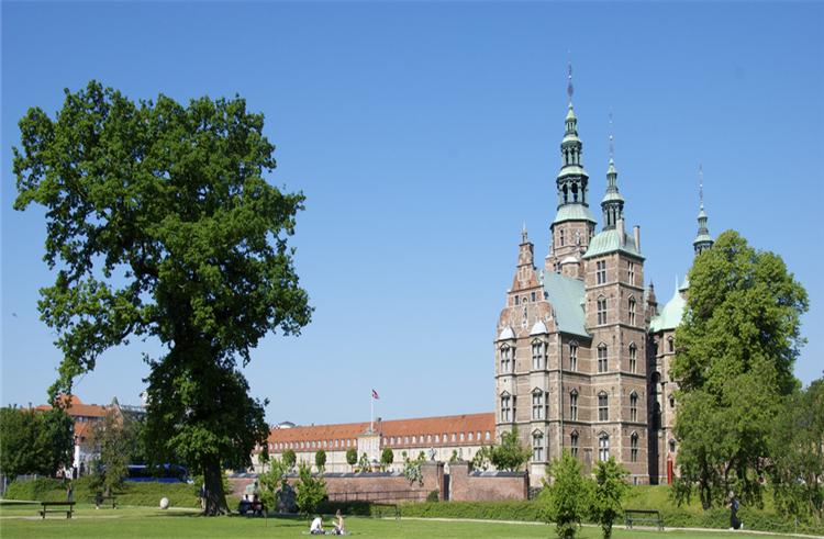 玫瑰堡(茹森堡宫)图片