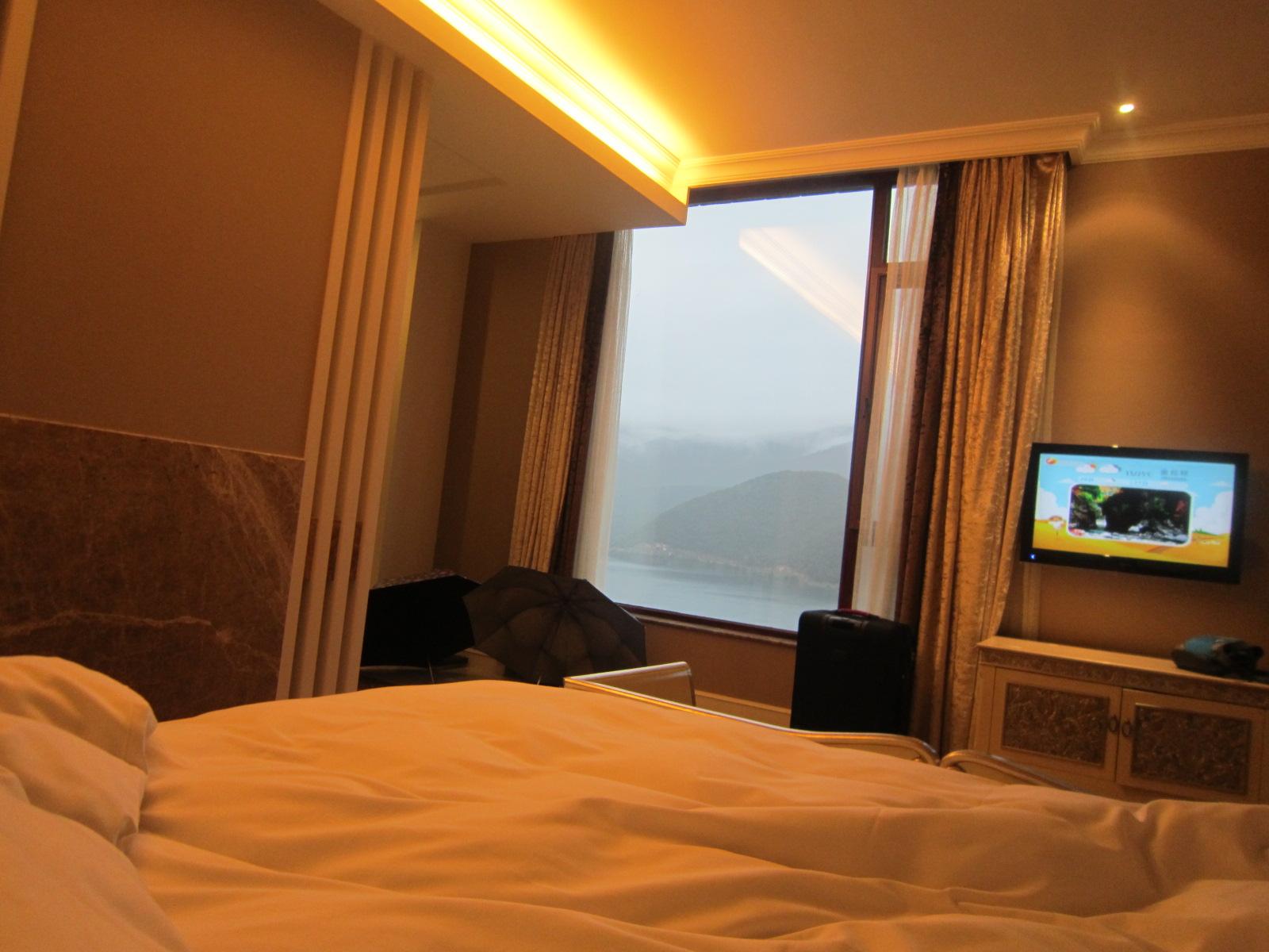泸沽湖银湖岛大酒店