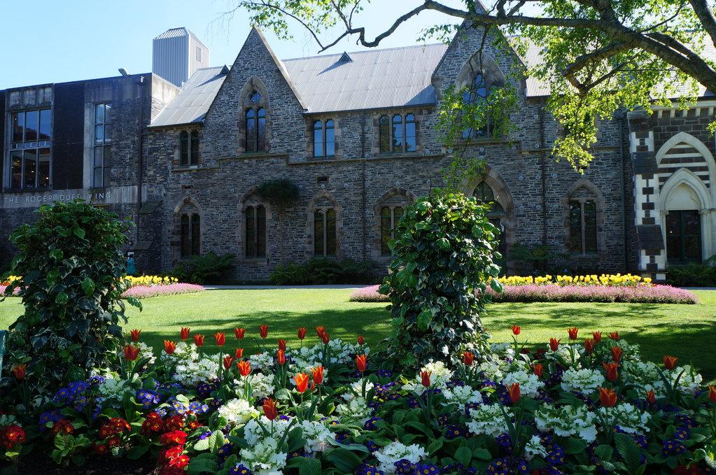 【2014】走进新西兰之二十:基督城植物园