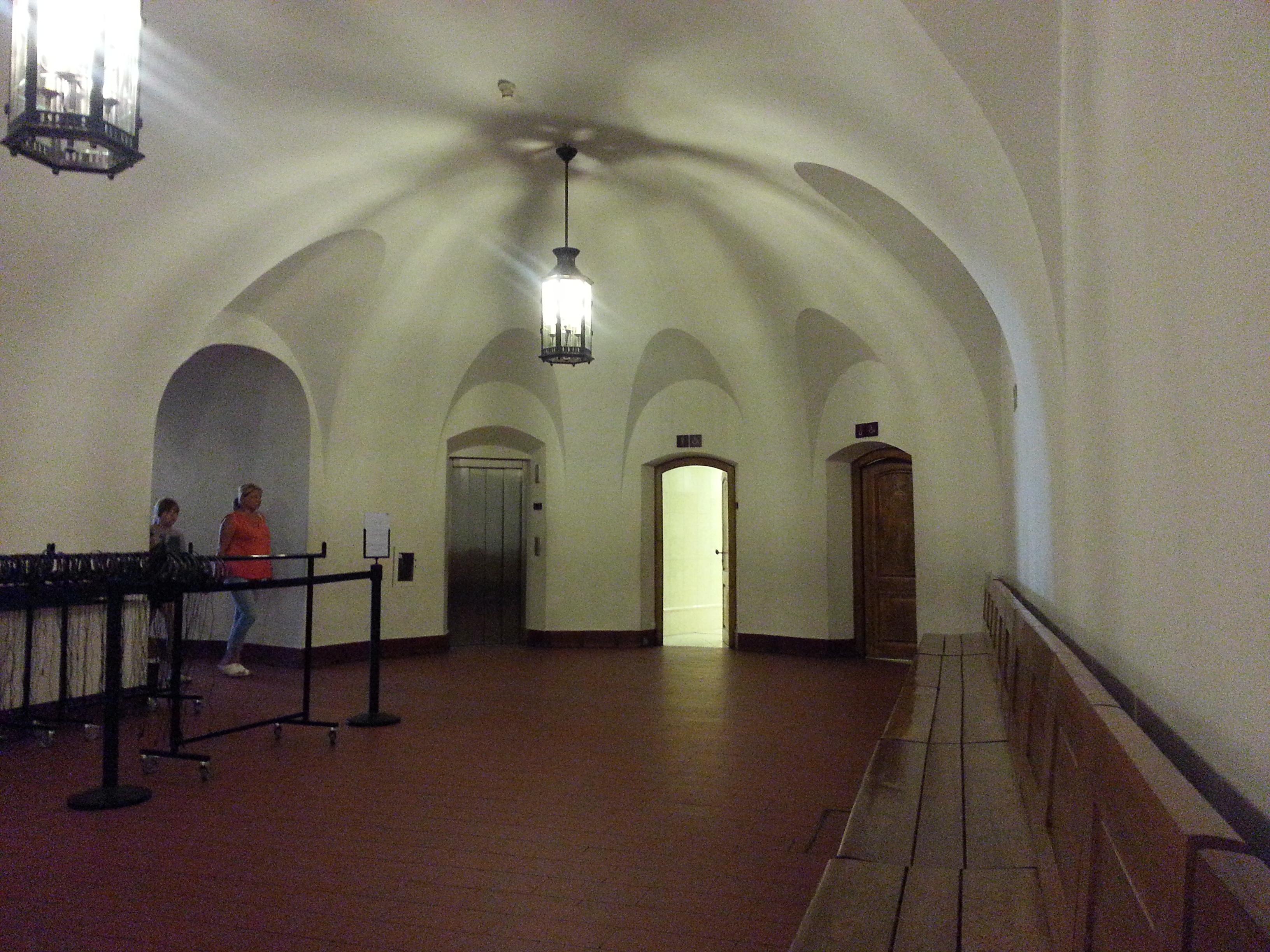 欧式城堡内部素材