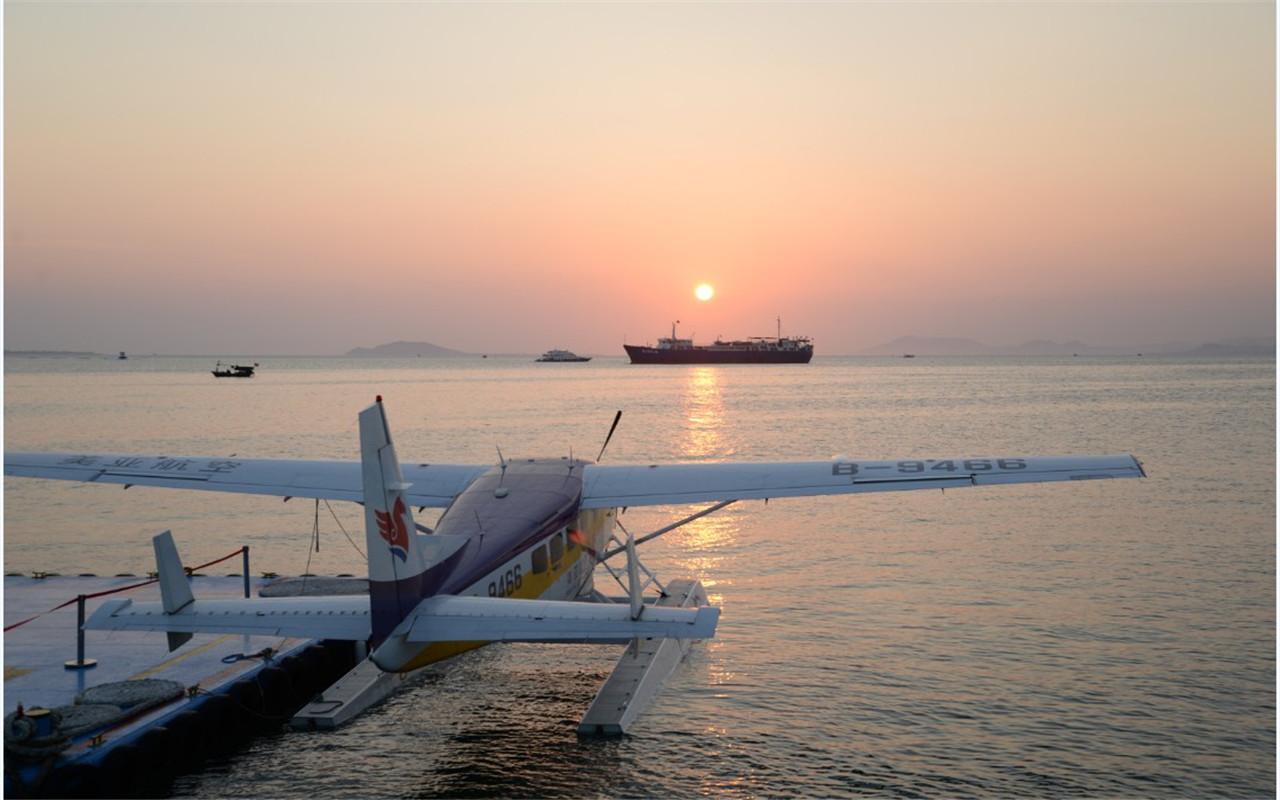 机)水陆两栖飞机求婚/订