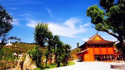 恩龙世界木屋村