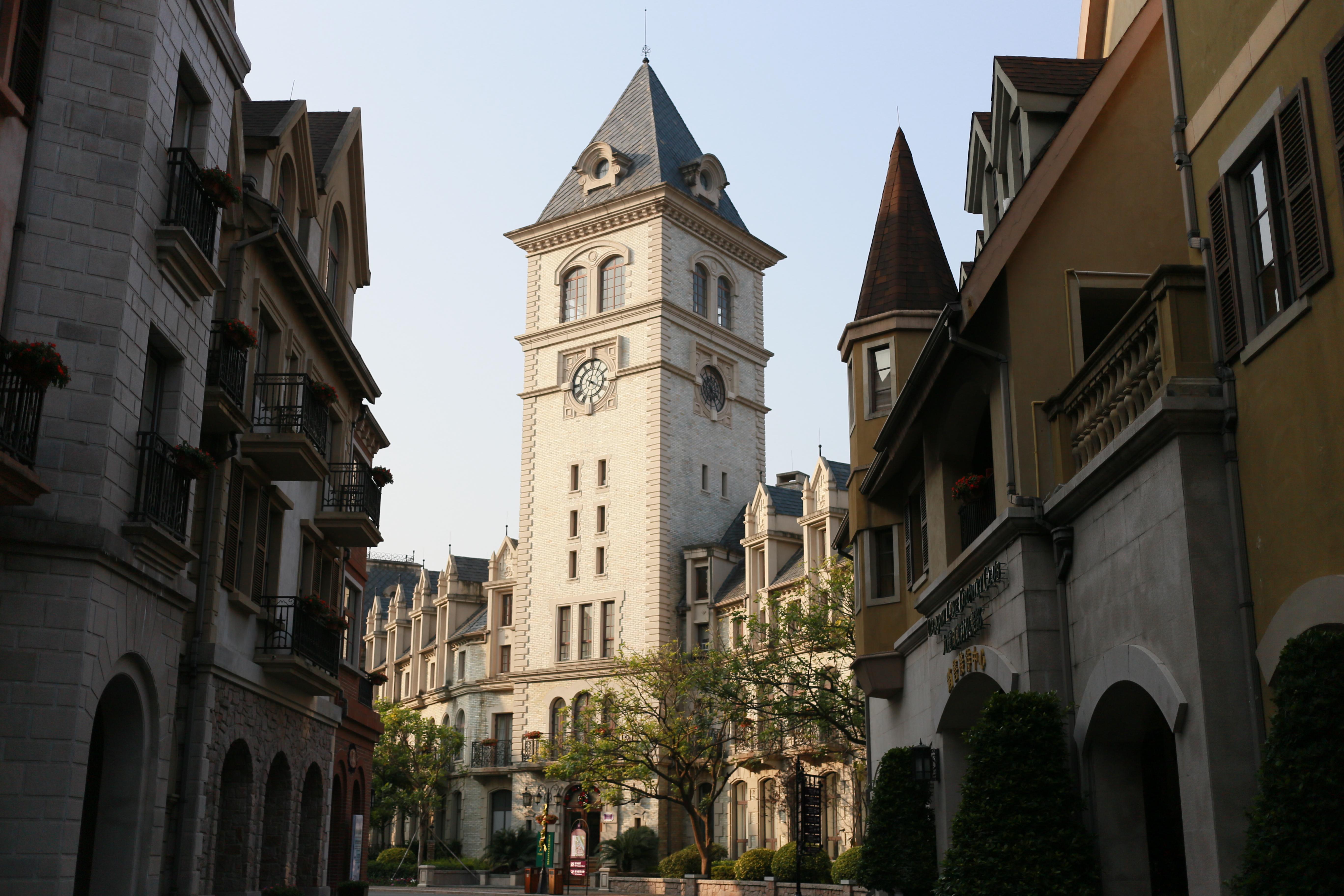 中世纪风格城堡,复古欧式