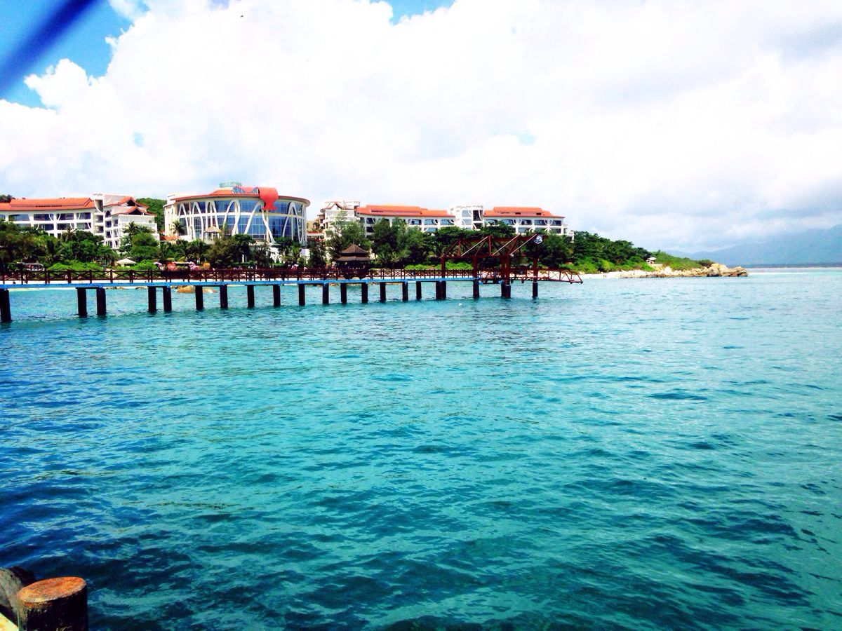 【携程攻略】海南蜈支洲岛适合家庭亲子旅游吗,蜈支洲