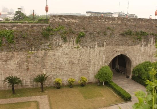 南京明古城墙(中华门)旅游攻略,明古城墙(中华门)游玩