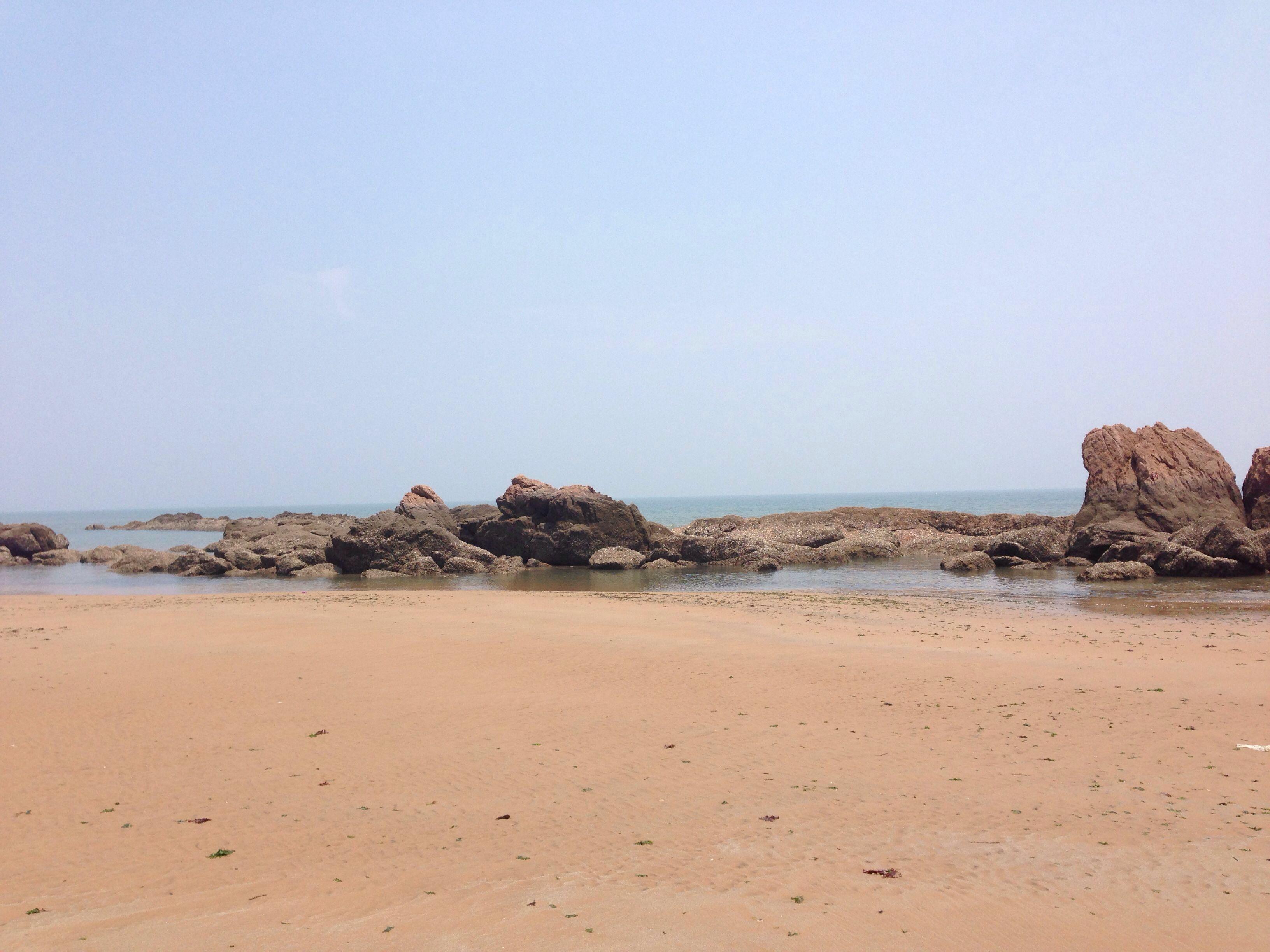 【携程攻略】山东黄岛金沙滩适合情侣出游旅游吗