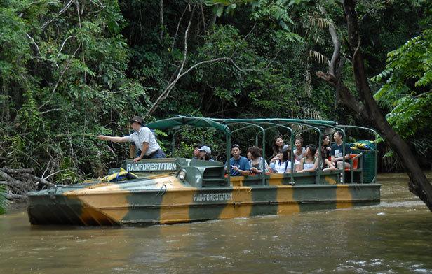 【携程攻略】昆士兰凯恩斯凯恩斯热带动物园好玩吗