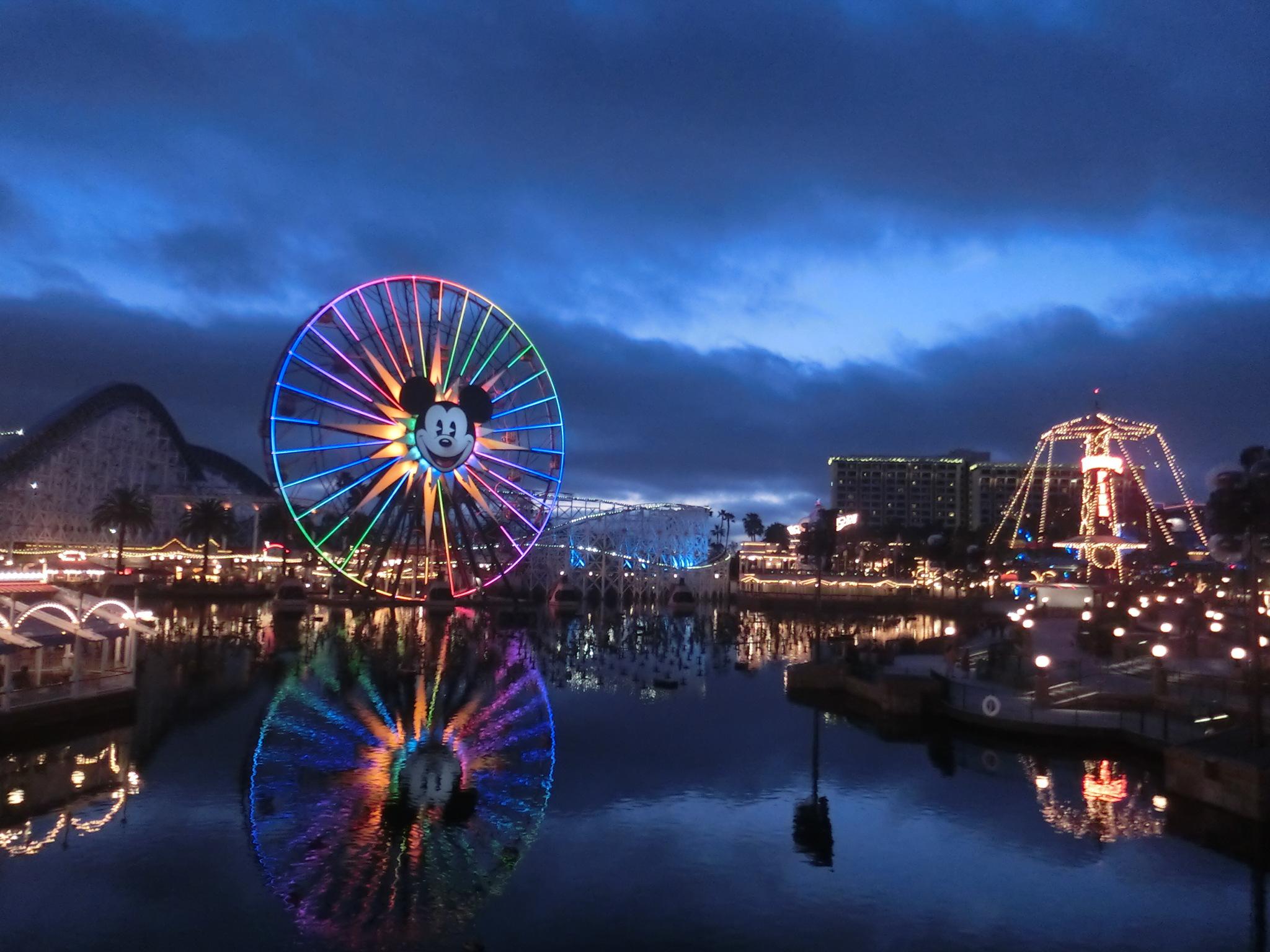 冒险之旅-加州迪士尼乐园