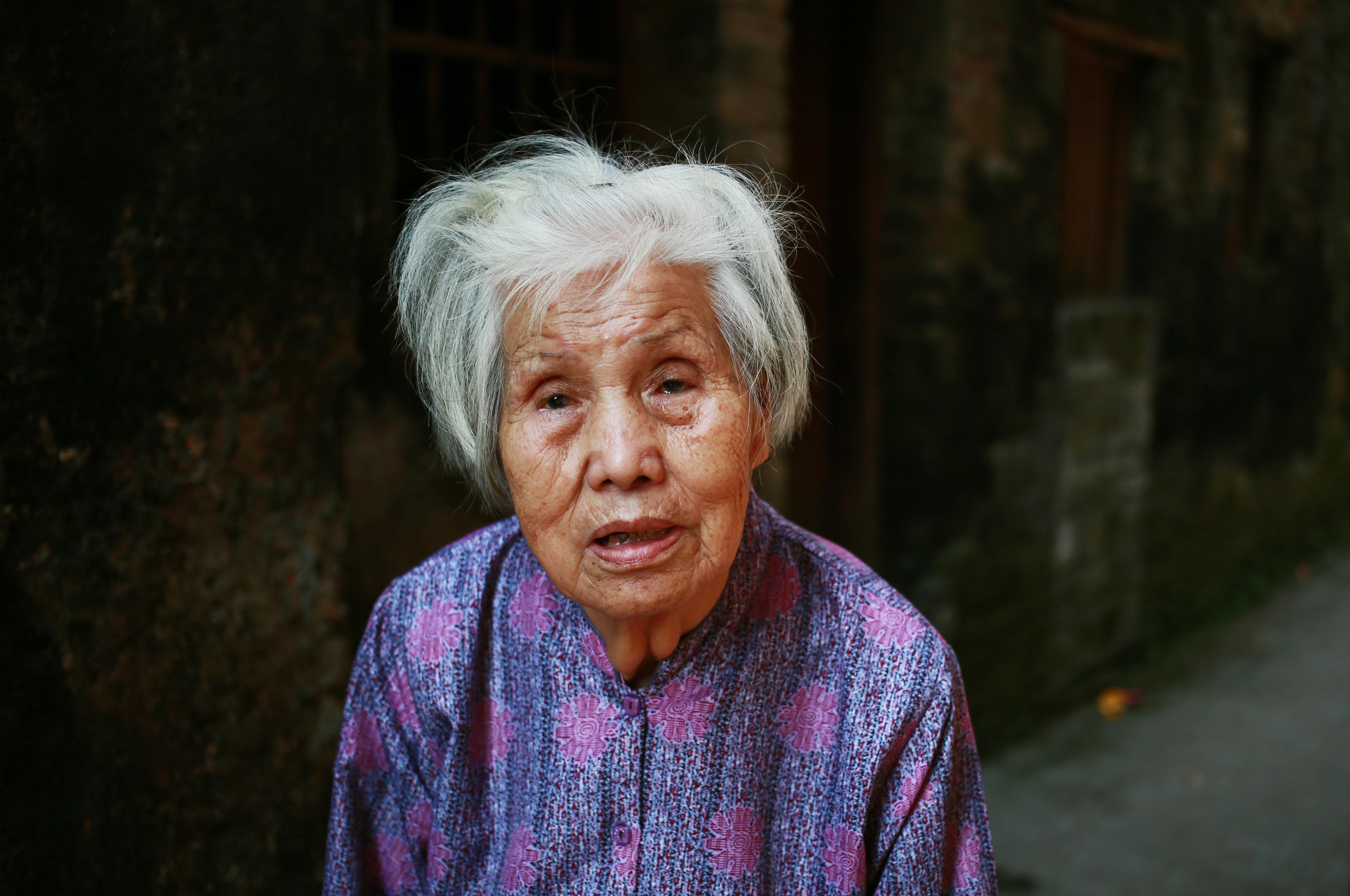 【ipa】独居的白发老人