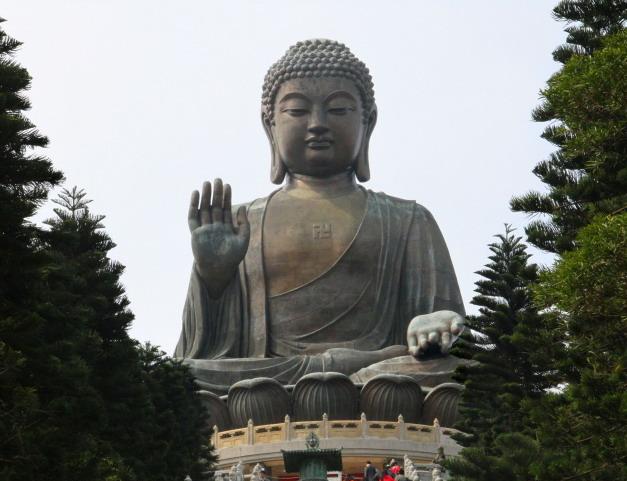 中国 香港 宝莲禅寺 - 海阔山遥 - .