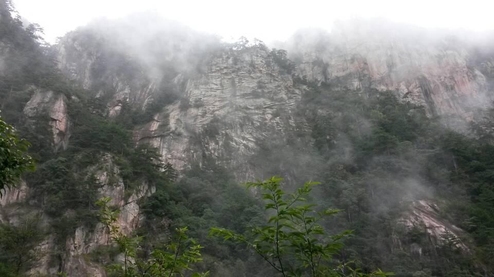 临安大明山风景区景区景点
