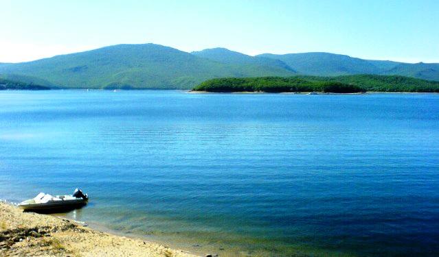 镜泊湖景区